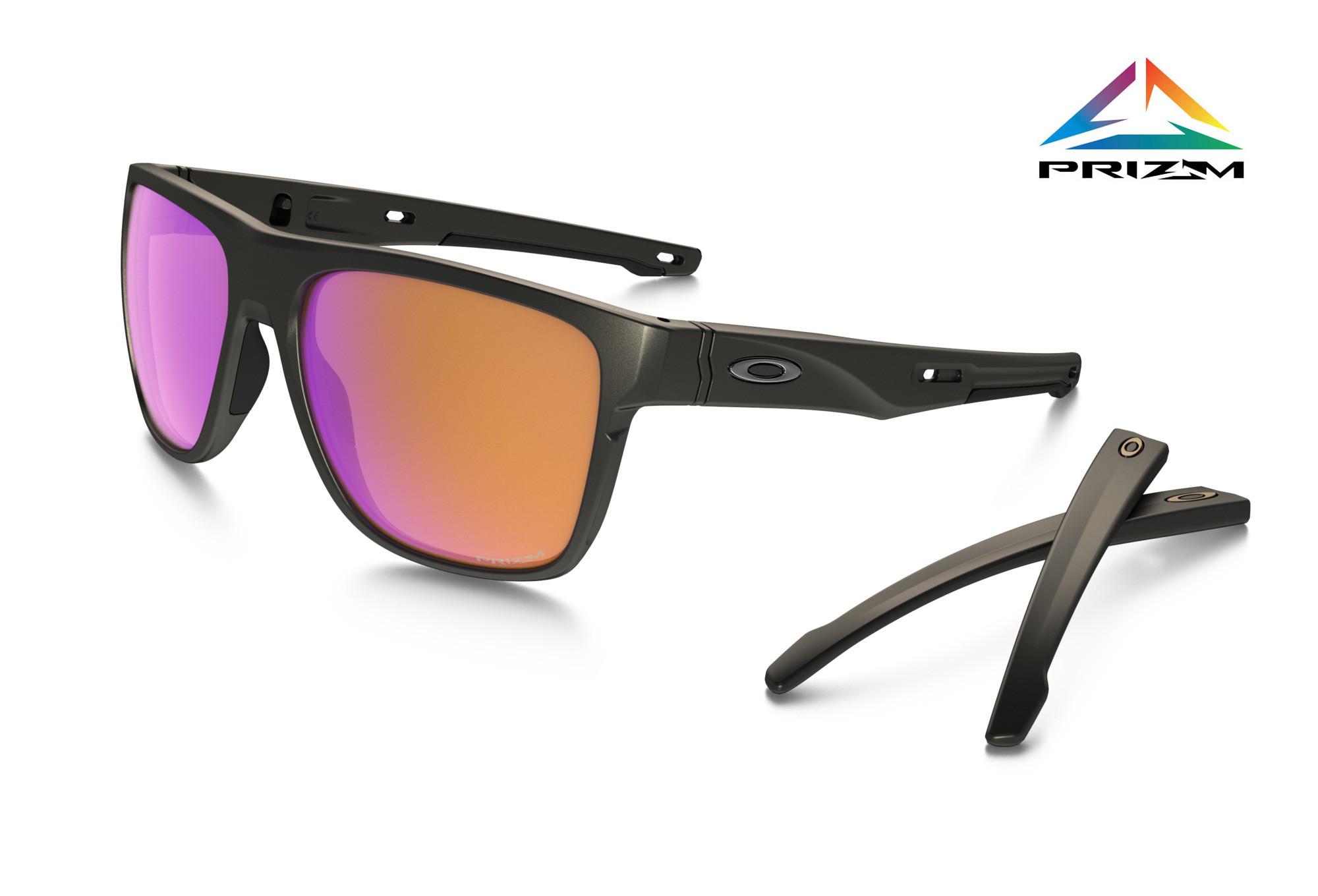 e231e9eb3f55f5 OAKLEY Sunglasses Crossrange XL Carbon Prizm Trail Ref OO9360-0358    Alltricks.com