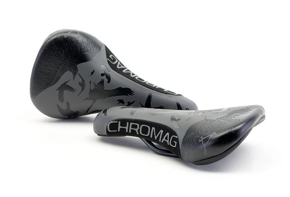 Chromag Overture Saddle Black