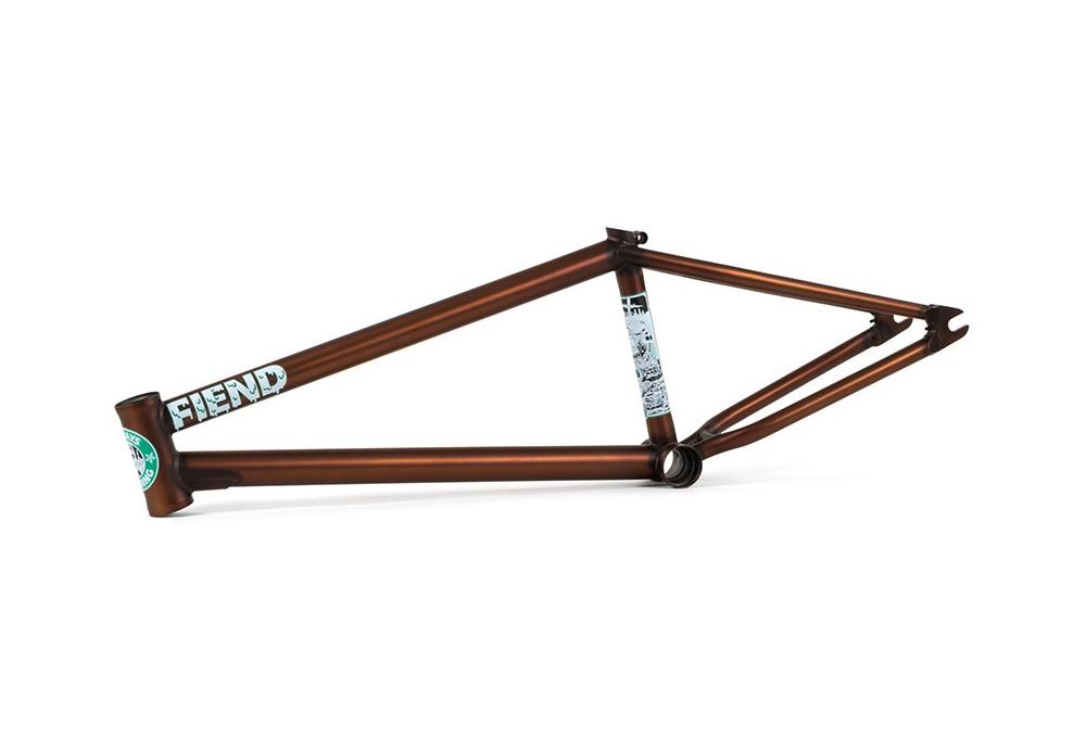 Fiend Garrett Reynolds V2 Frame Trans Brown | Alltricks.es