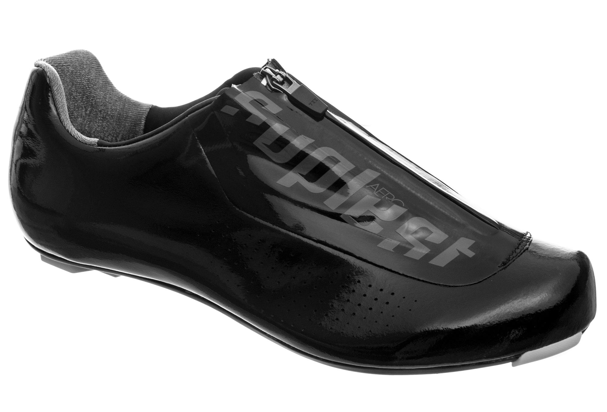 Suplest Pro Aero Road Shoes Black