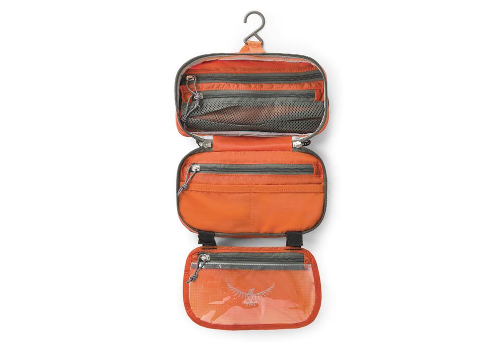 trousse de toilette osprey ultralight zip orange. Black Bedroom Furniture Sets. Home Design Ideas