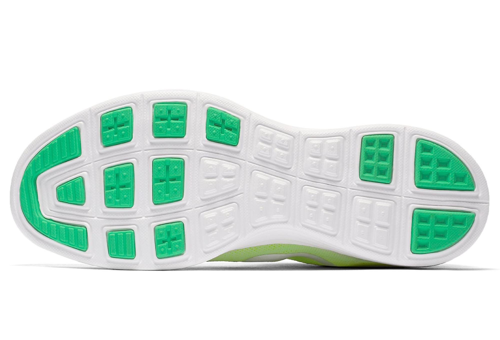 Nike Shoes LunarTempo 2 Yellow Men