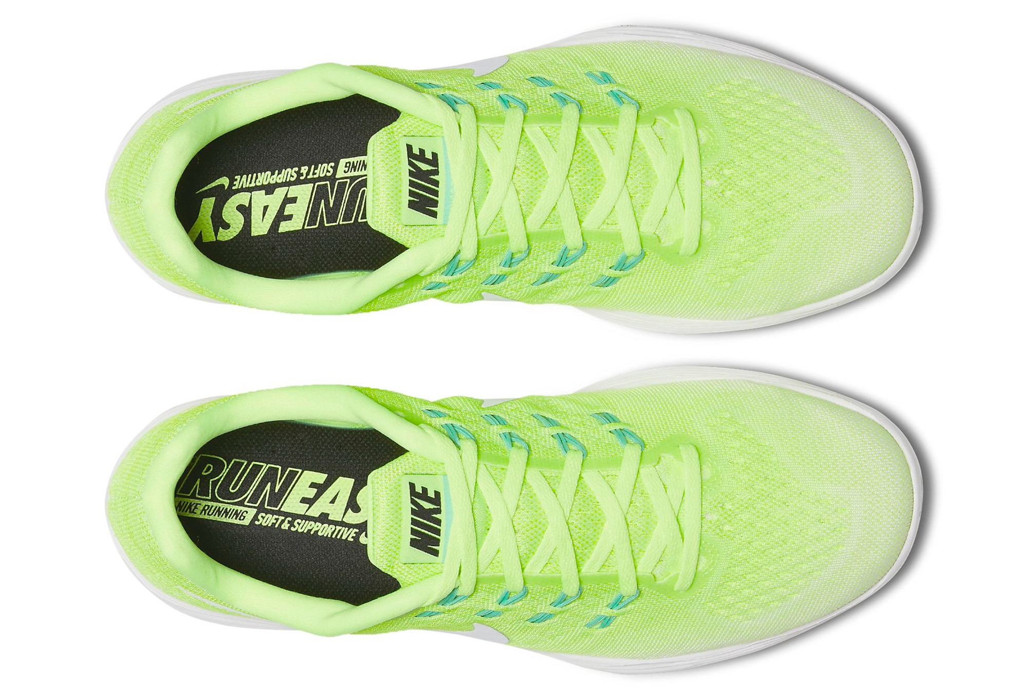 quality design 5ec1b d9bee Nike Shoes LunarTempo 2 Yellow Men