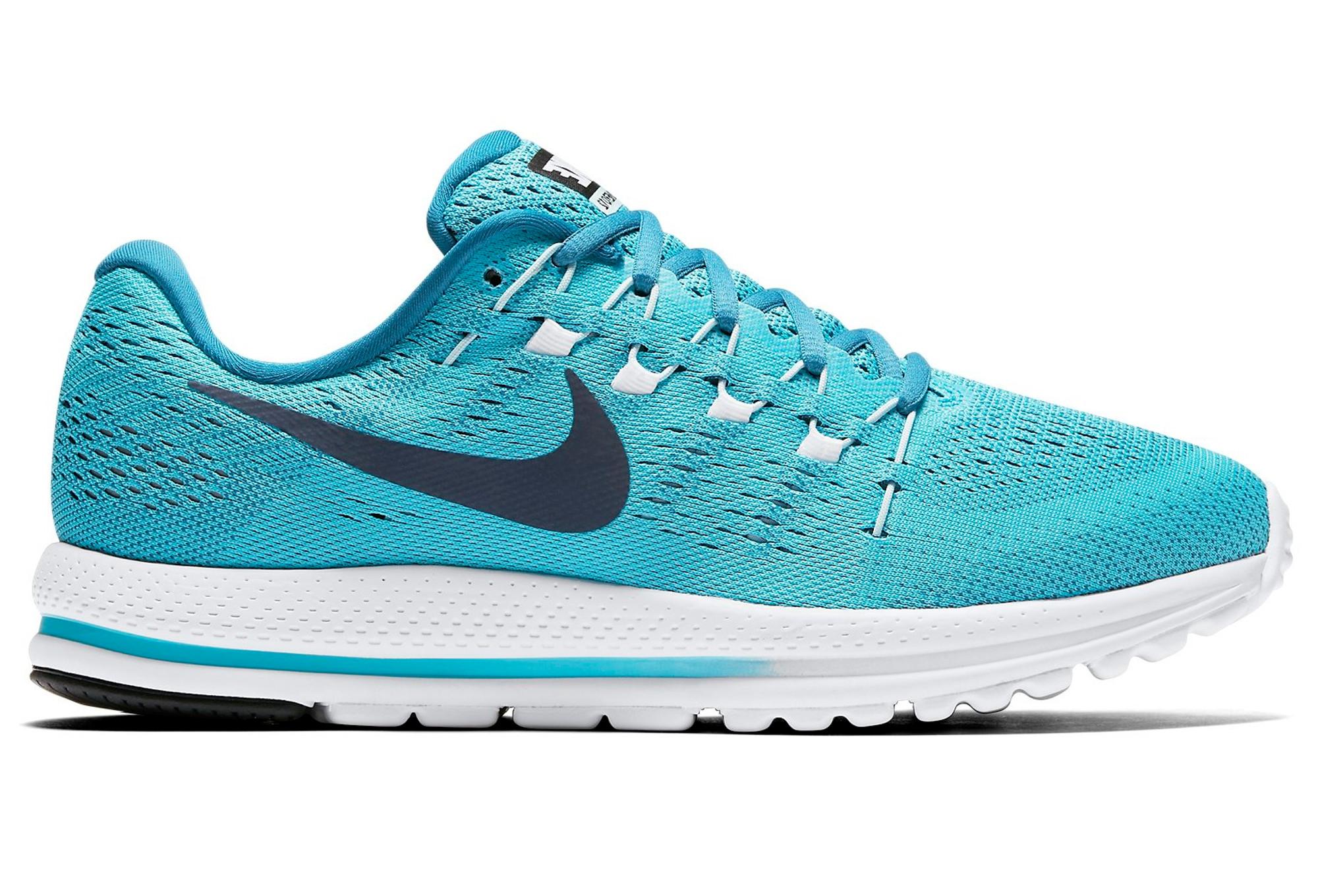 54c59997cbbf0 Chaussures de Running Nike AIR ZOOM VOMERO 12 Bleu   Blanc ...