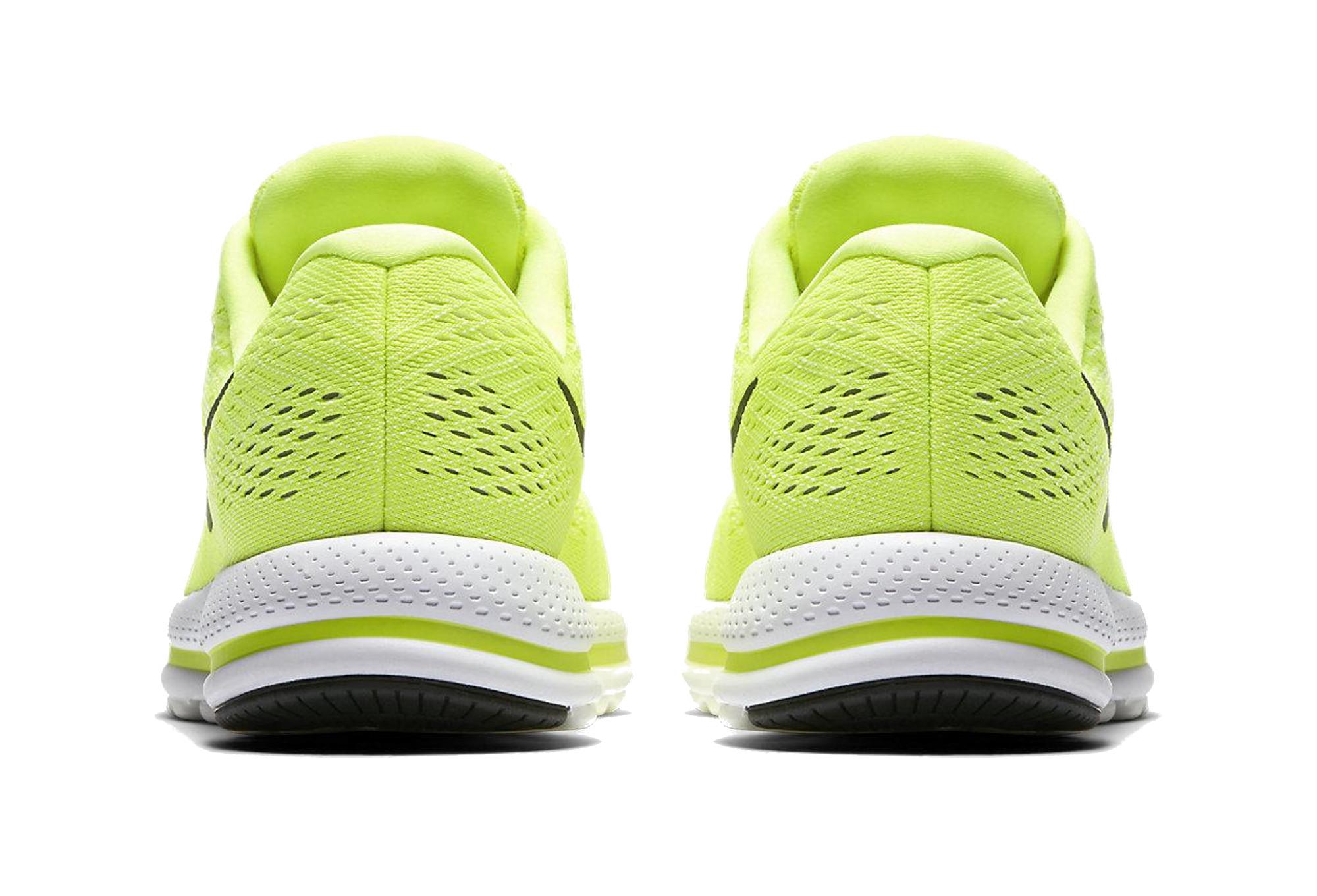 best website c4d24 dd8ee Chaussures de Running Nike AIR ZOOM VOMERO 12 Jaune   Blanc