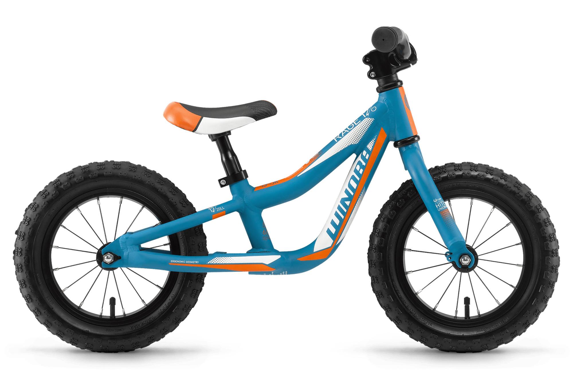 kid bike winora rage 12 39 39 blu arancione. Black Bedroom Furniture Sets. Home Design Ideas