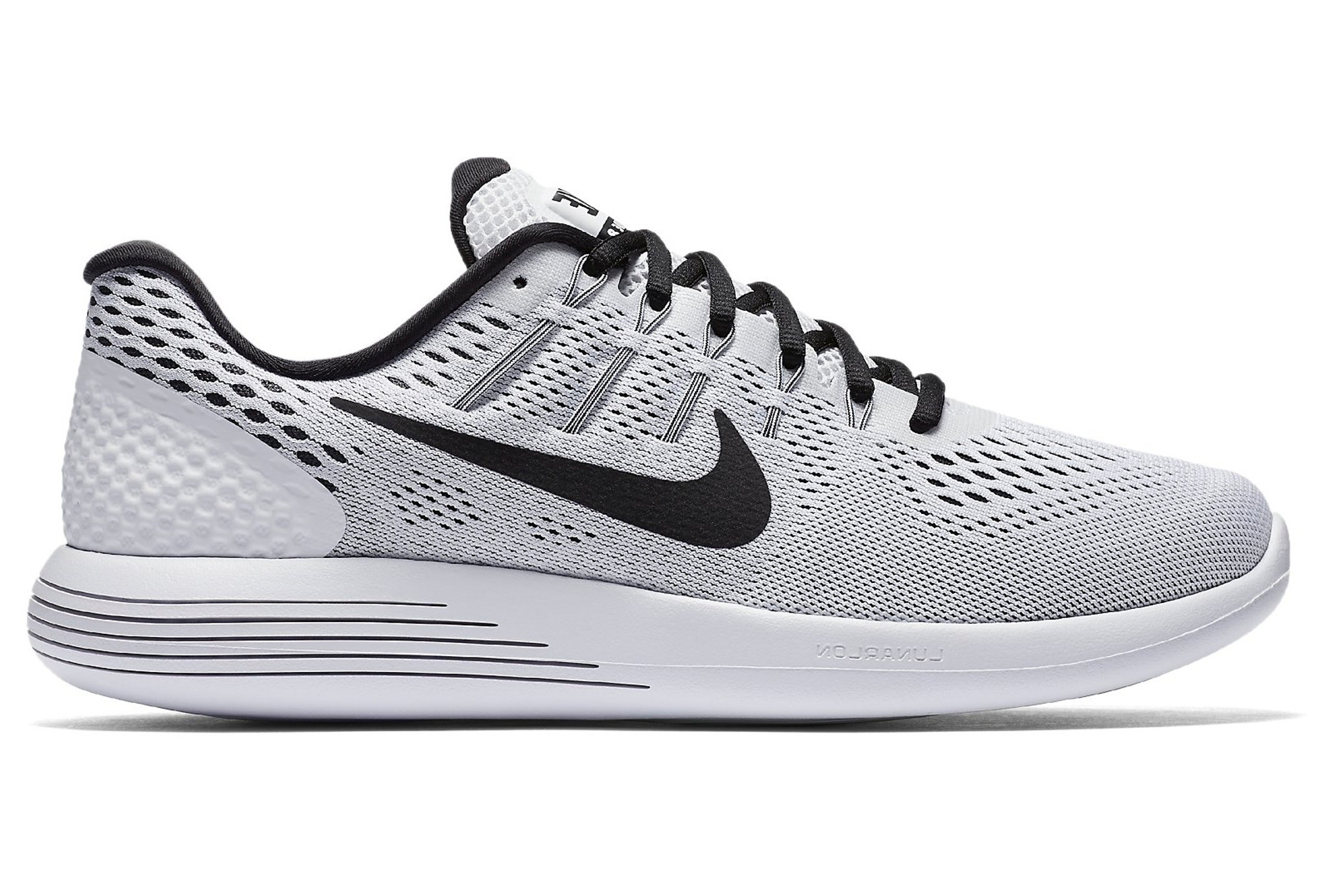7482355c8a2f Nike LunarGlide 8 Shoes White Men
