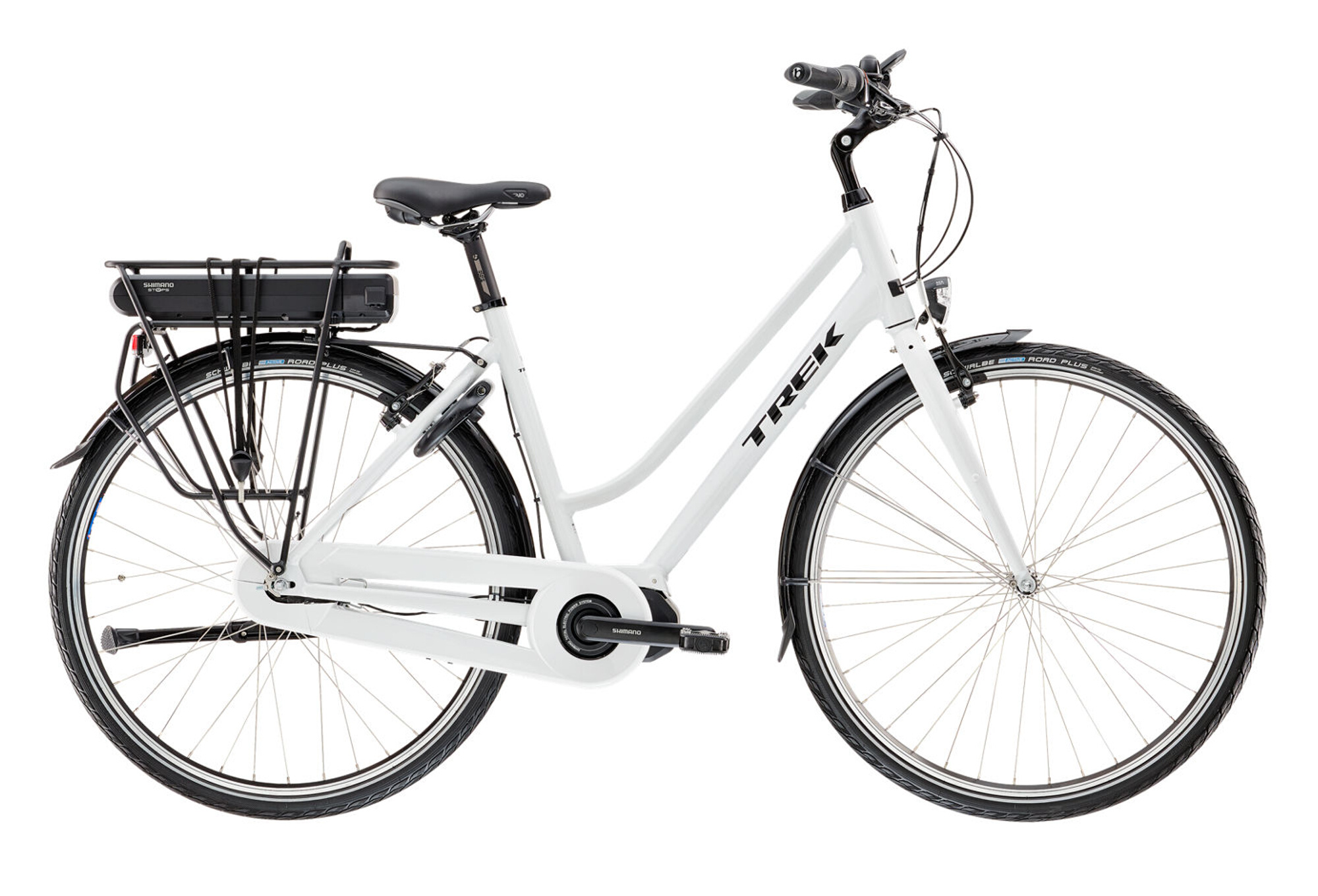 trek lm200 blx midstep women e bike shimano nexus 7s. Black Bedroom Furniture Sets. Home Design Ideas