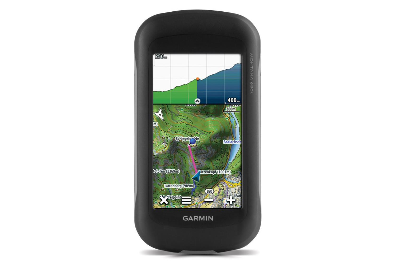 Compteur GPS Garmin Montana 32t Carte Europe Loisir
