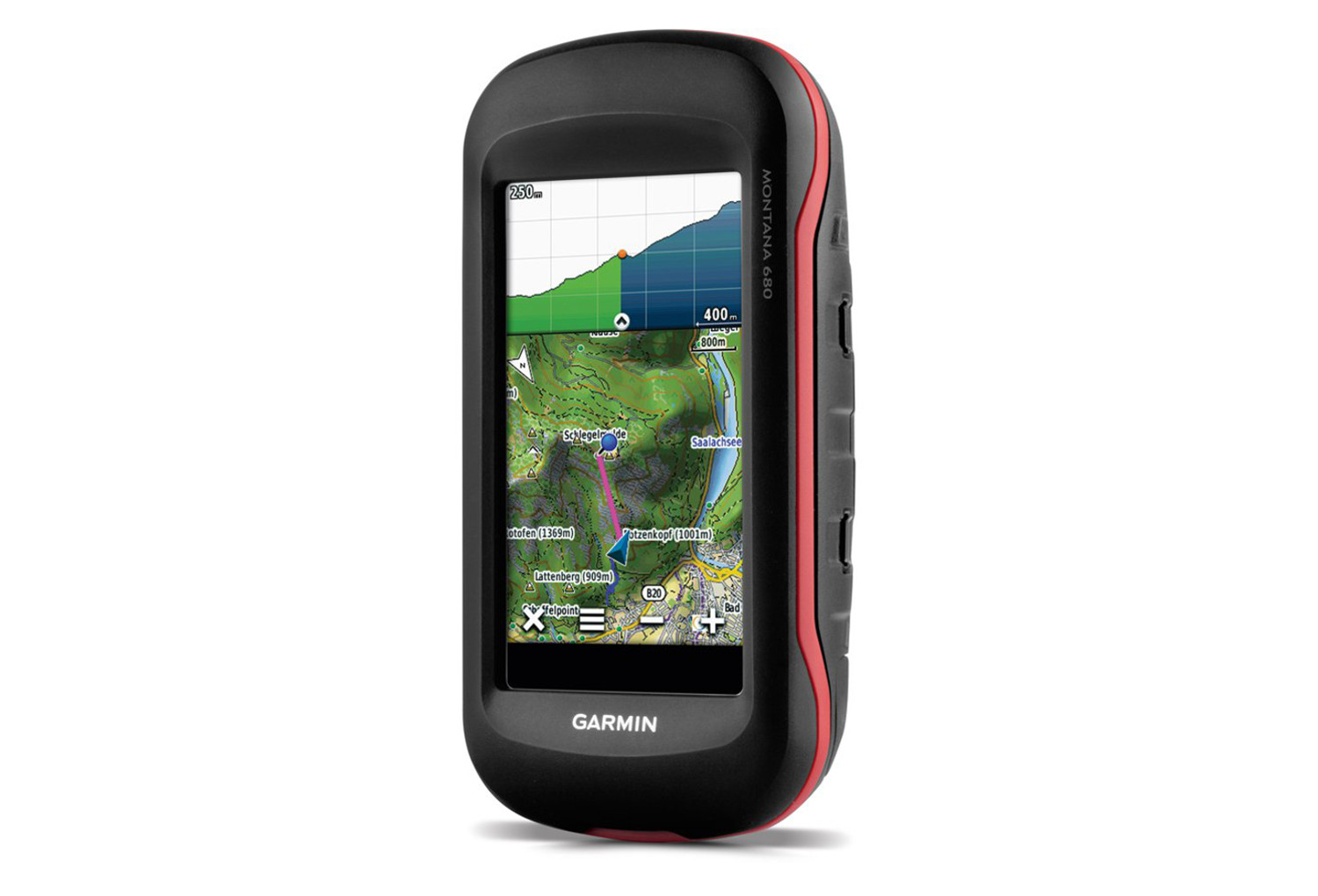 compteur gps garmin montana 680. Black Bedroom Furniture Sets. Home Design Ideas