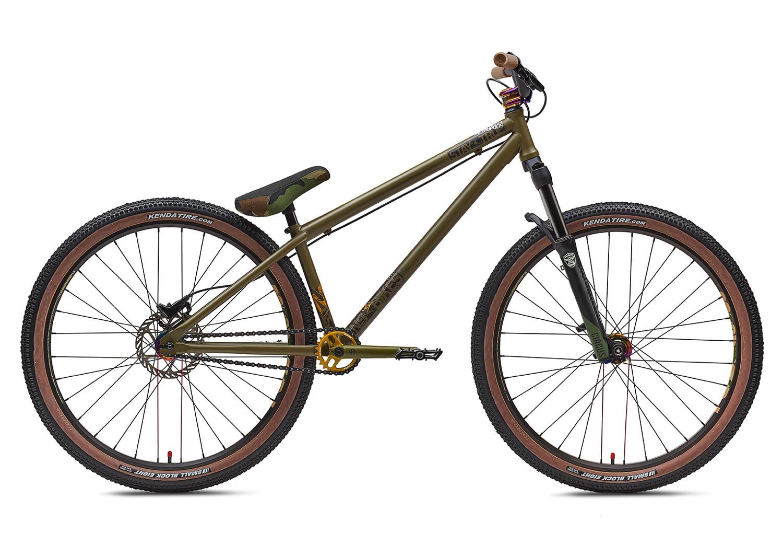 Dirt Bike Ns Bikes 2017 Metropolis 1 Green Camo Unisize