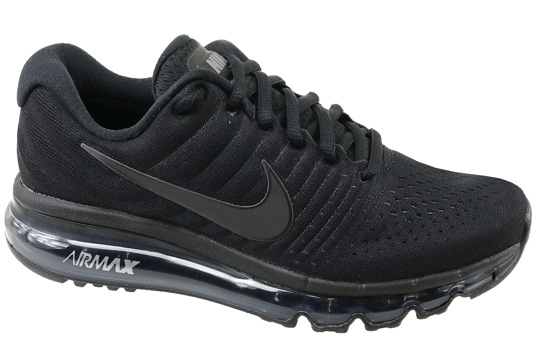 separation shoes 6d163 ed0bb Nike Air Max 2017 GS 851622-004 Noir