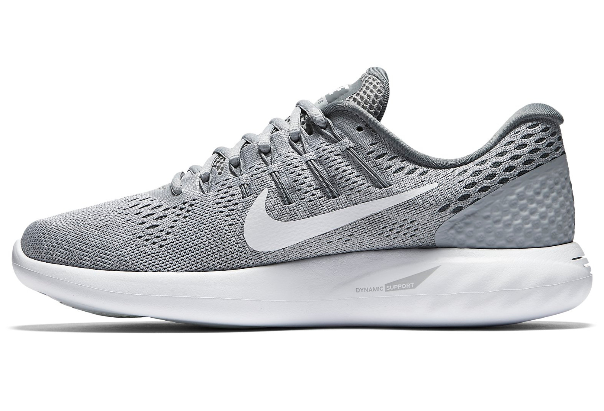 Nike LunarGlide 8 Schuhe Grau Frauen