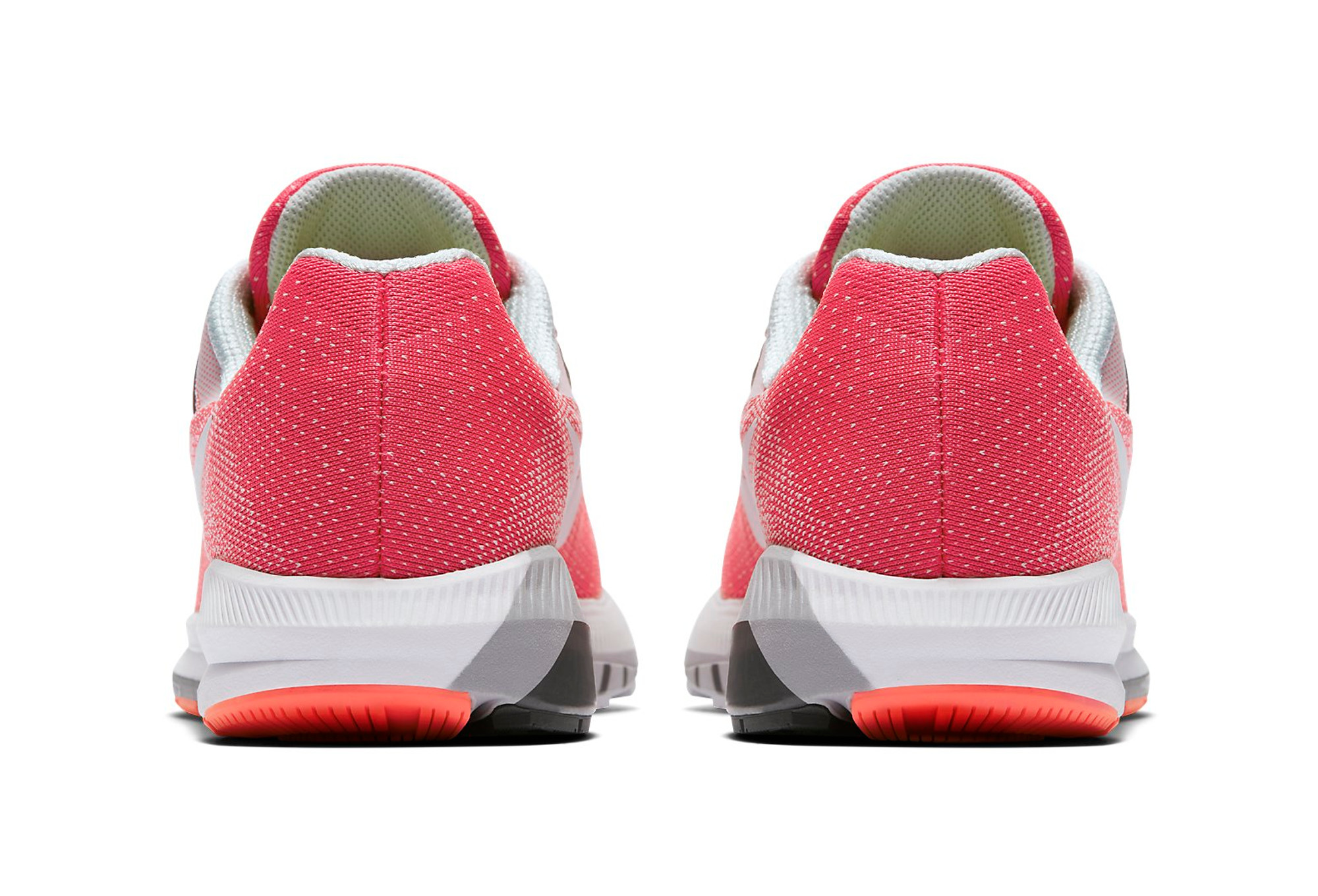 save off 67d75 d4142 NIKE AIR ZOOM STRUCTURE 20 Pink White Women