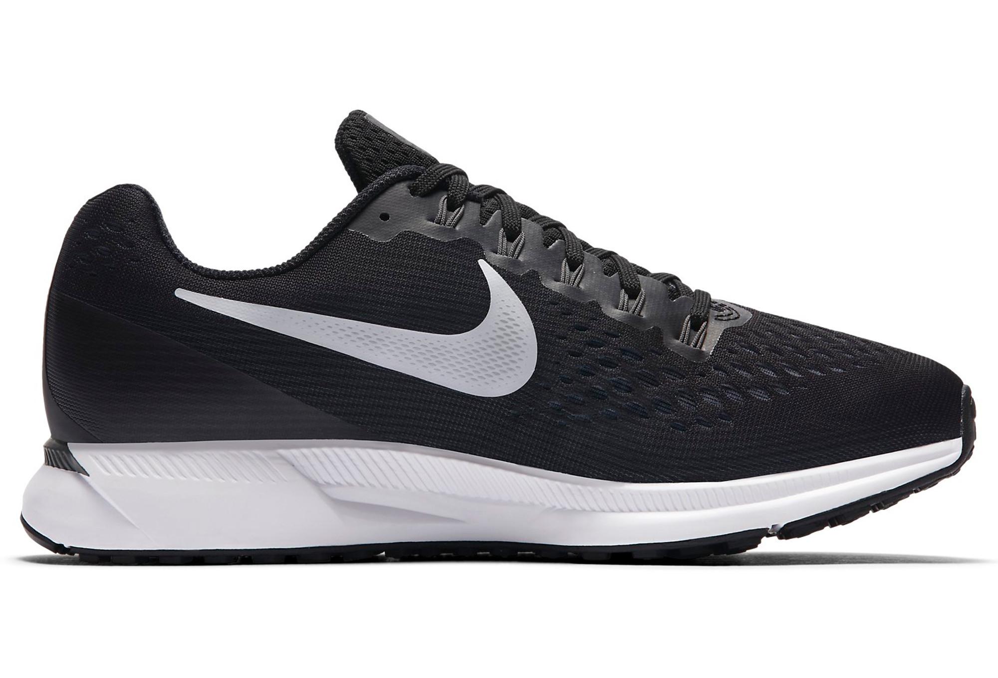 sports shoes f69ca ce493 Blanc Running Femme Chaussures Noir 34 Air Zoom Nike De Pegasus q5TwRT8Cn