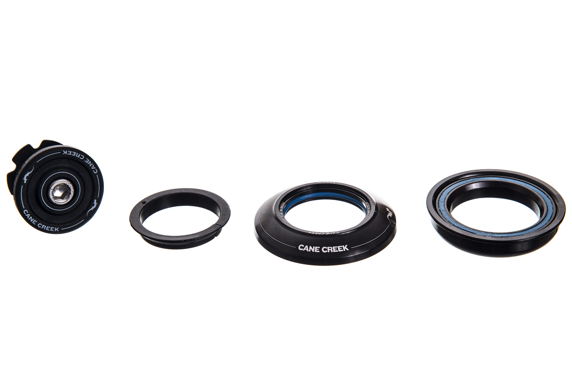 Cane Creek 10 Series Complete Headset ZS44//28.6mm Upper ZS44//30.0mm Lower