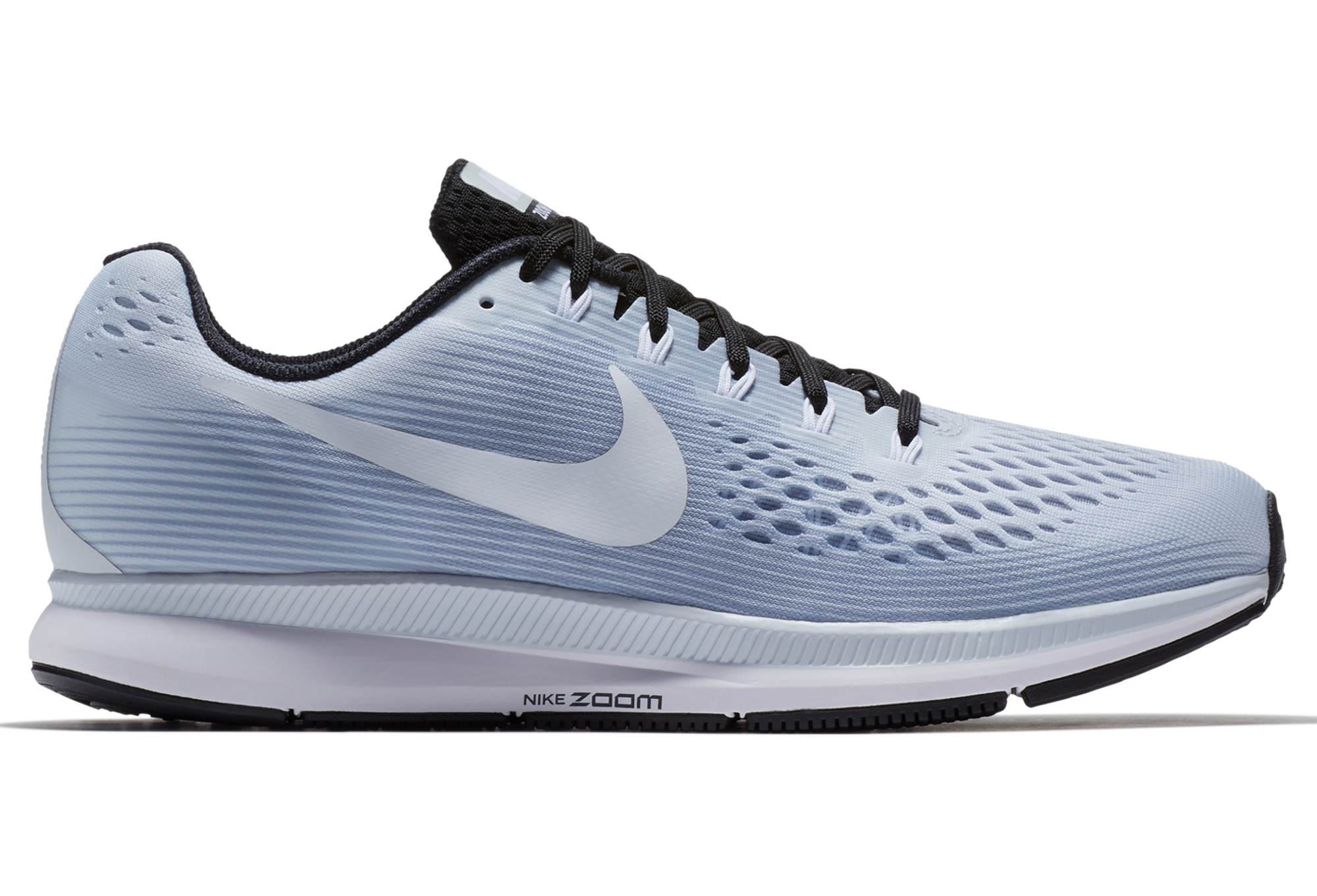 Chaussures de Running Nike Air Zoom Pegasus 34 Blanc