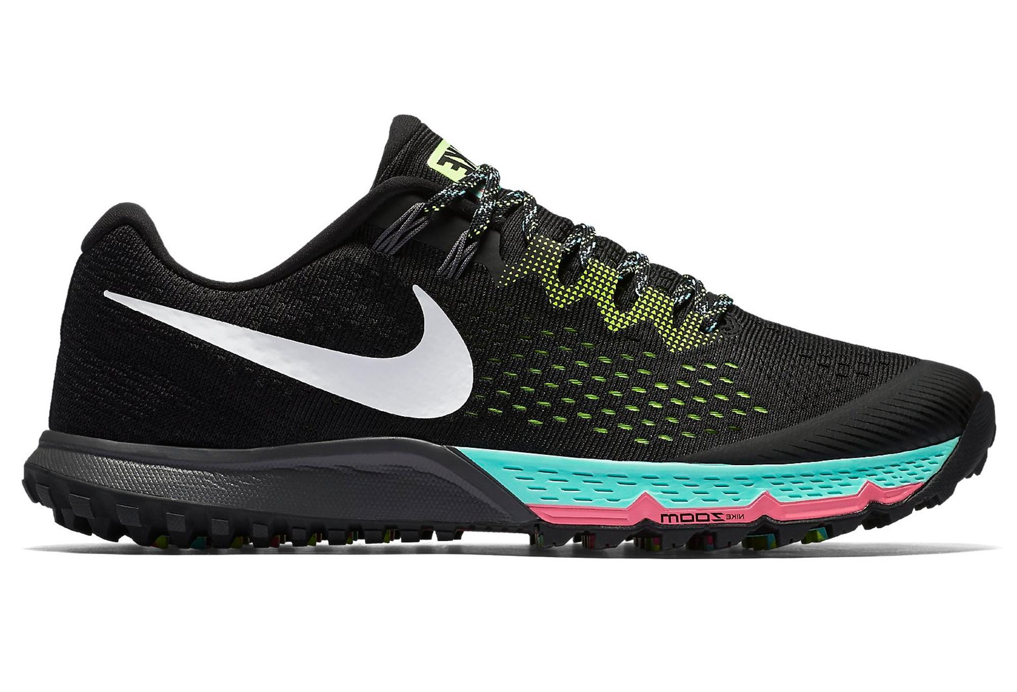 size 40 0c7a6 1e890 Chaussures de Trail Femme Nike Zoom Terra Kiger 4 Noir   Multi-couleur