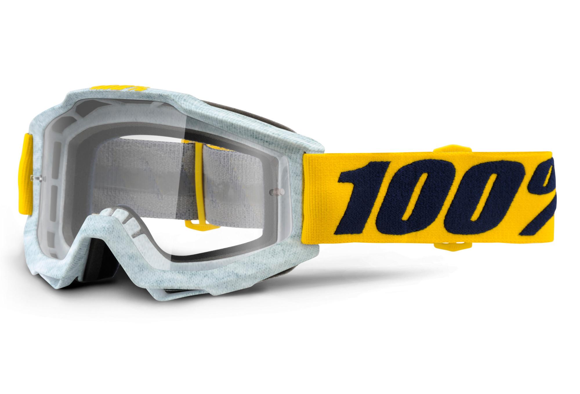 masque 100 accuri athleto gris cran transparent. Black Bedroom Furniture Sets. Home Design Ideas