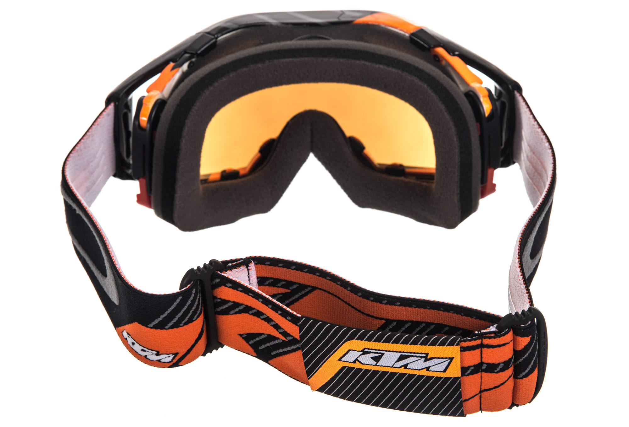 masque oakley airbrake mx ktm noir jaune iridium r f oo7046 03. Black Bedroom Furniture Sets. Home Design Ideas