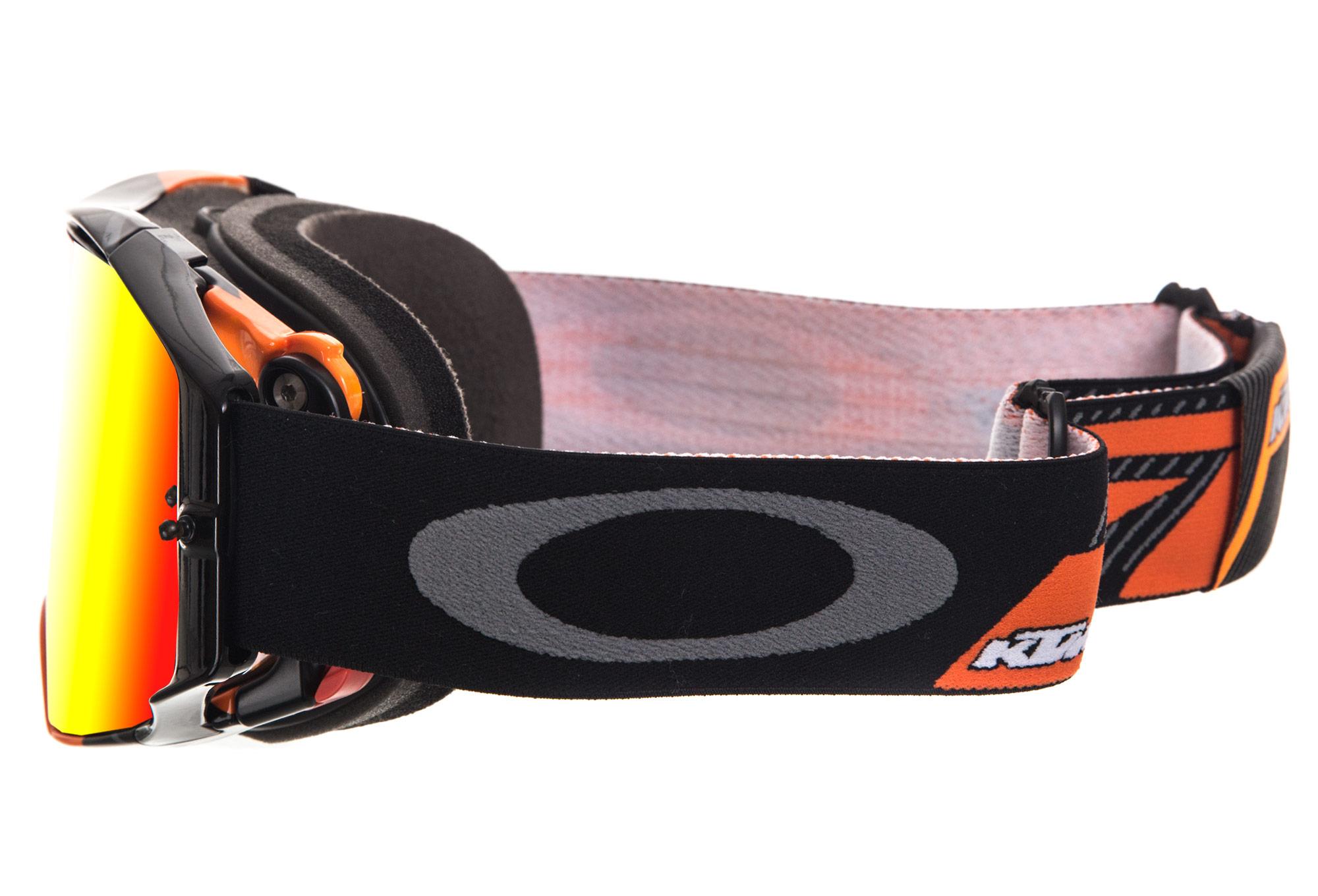 Mx Noir Iridium Oakley Ktm Oo7046 Réf Airbrake Masque 03 Jaune q5jR4Sc3AL