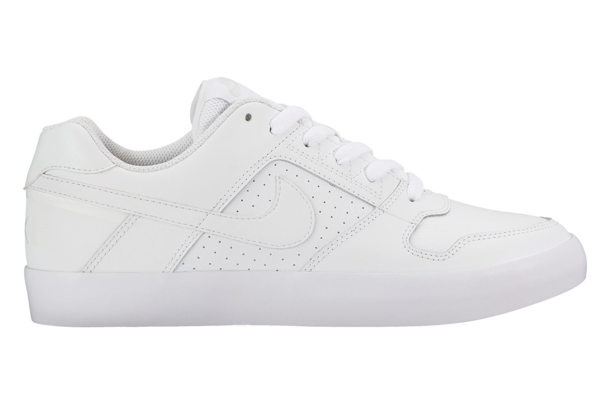 be8c172eda87d Zapatillas Nike SB Delta Force Vulc blancas