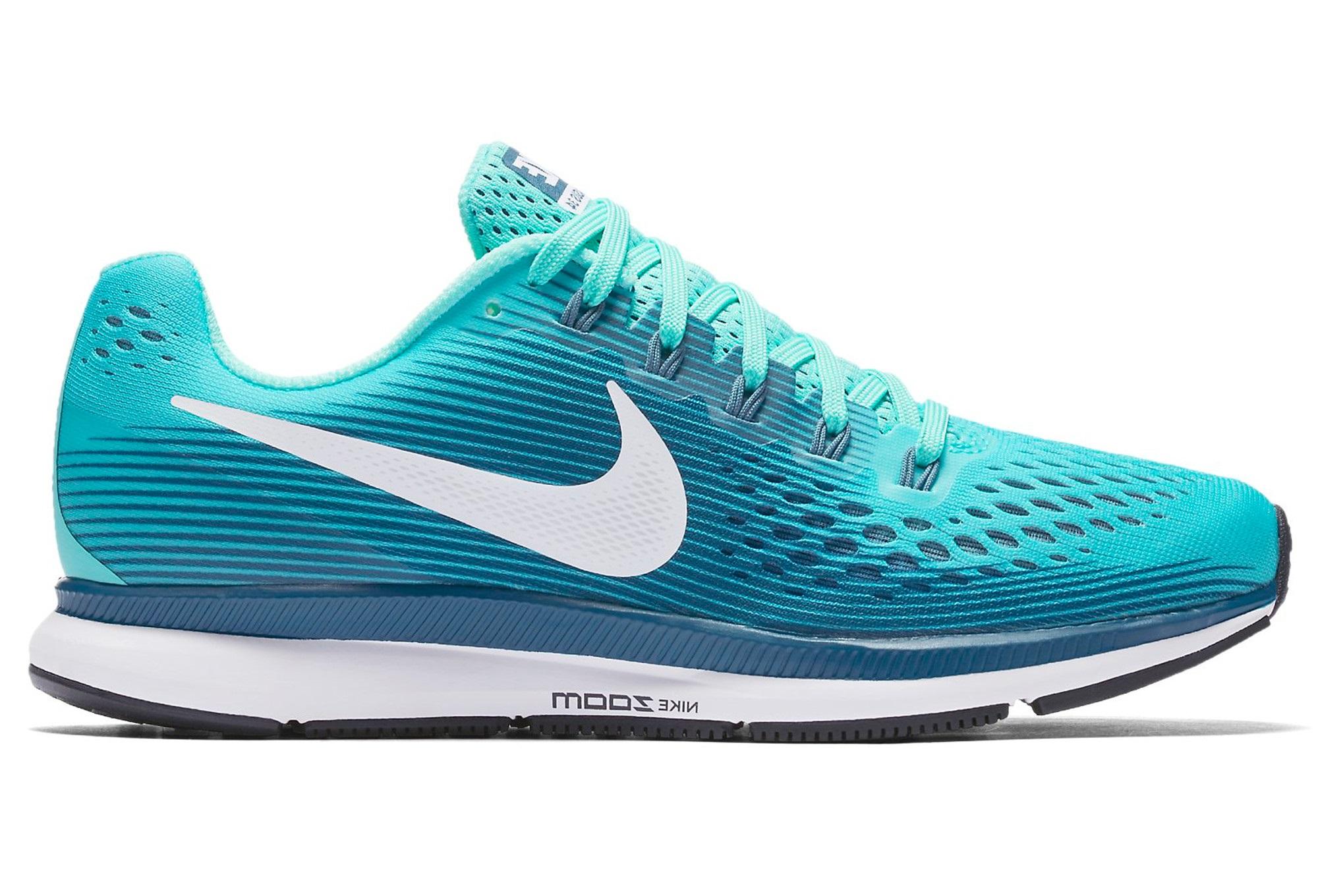check out 0adb4 43ee9 Zapatillas Nike Air Zoom Pegasus 34 para Mujer