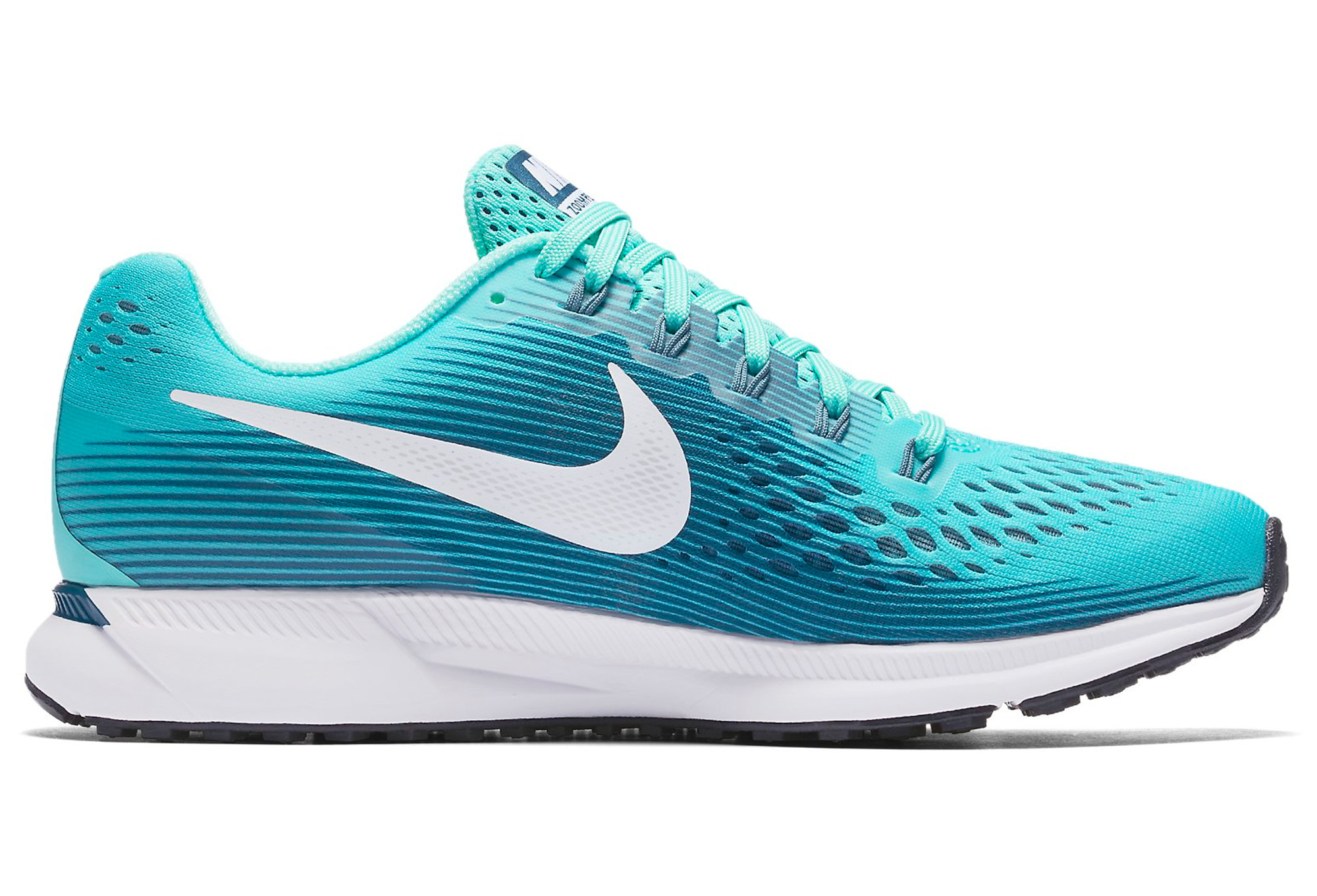 nike air zoom pegasus 34 shoes blue women. Black Bedroom Furniture Sets. Home Design Ideas