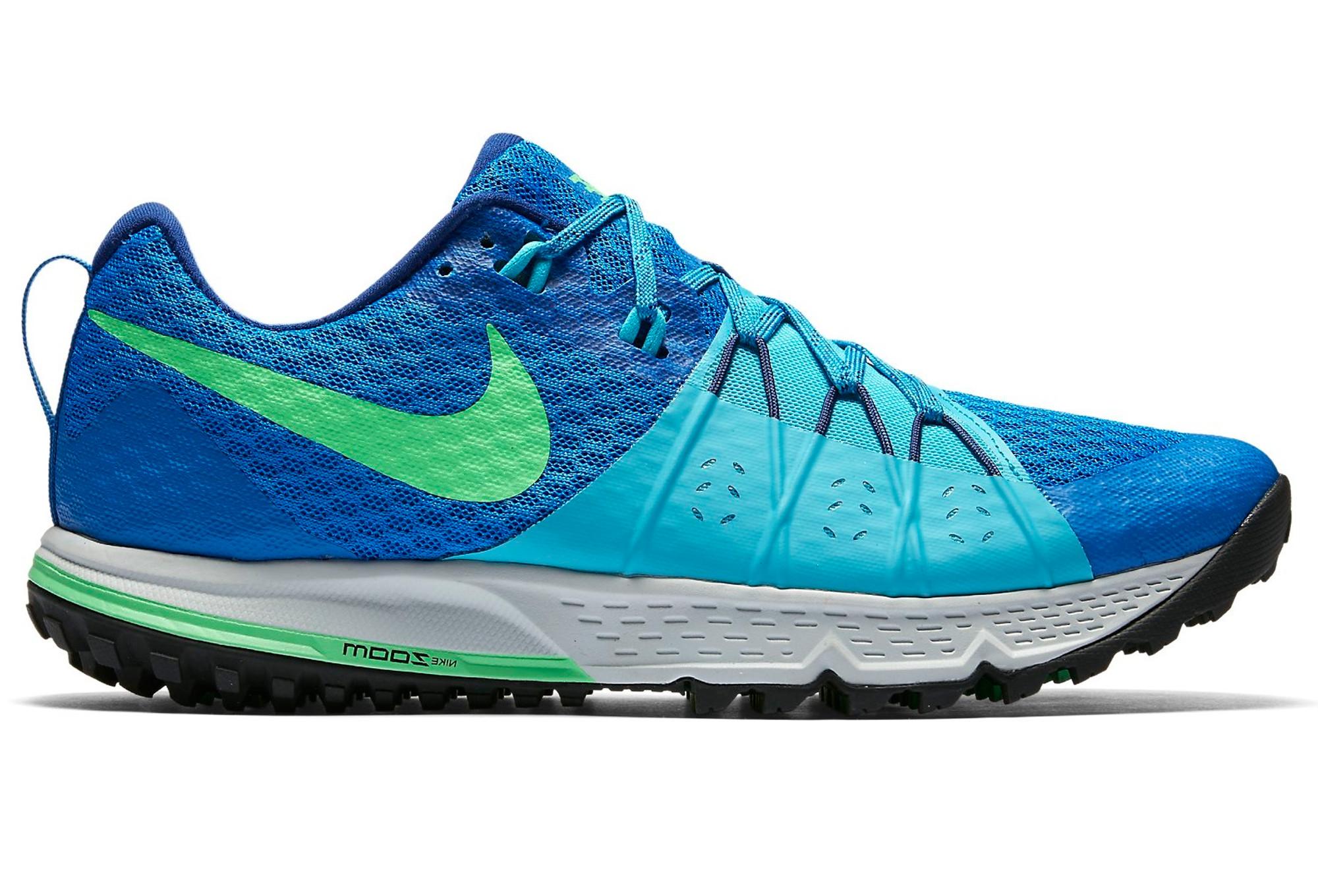 new concept 81e75 2ea37 Zapatillas Nike Zoom Wildhorse 4 para Hombre Azul Azul   Alltricks.es