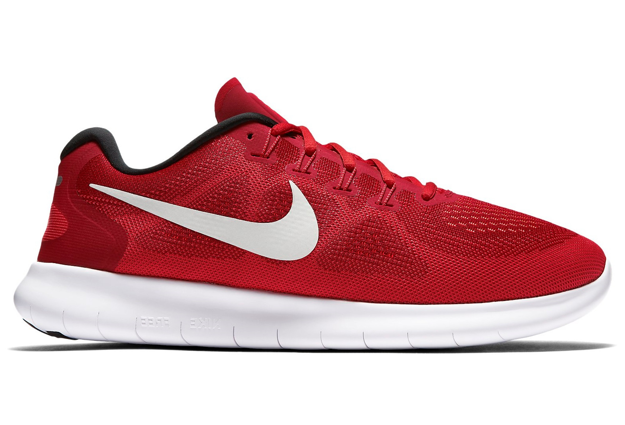 a2aaa5bd82363 Nike Free RN 2017 Men Shoes Red