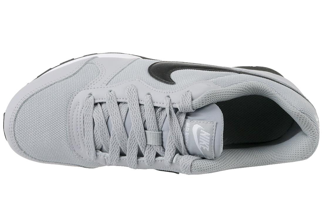 brand new 63aa9 ff40a Nike Md Runner 2 Gs 807316-003 Gris