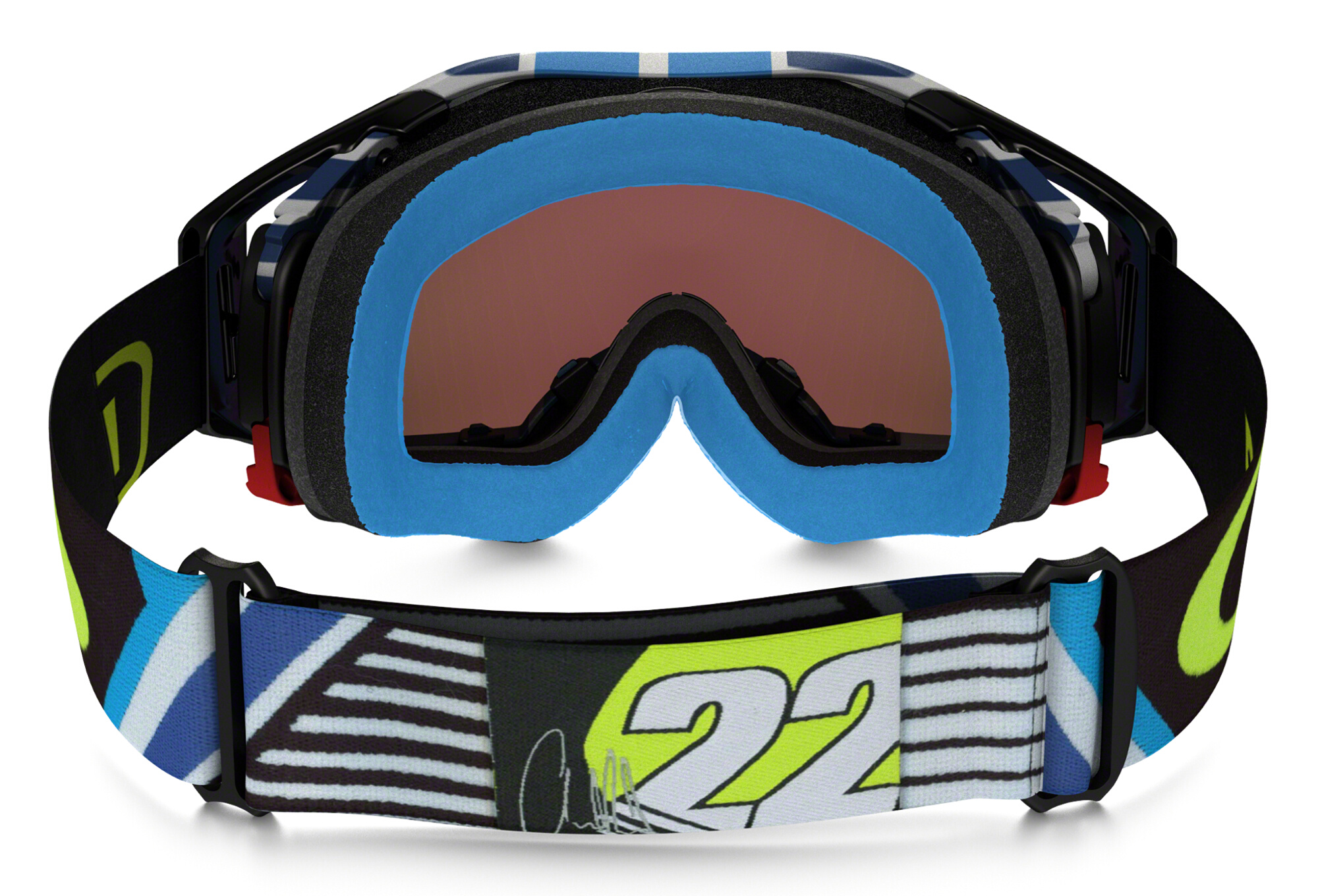 masque oakley airbrake mx reed sig speedstripe prizm mx jade oo7046 39. Black Bedroom Furniture Sets. Home Design Ideas
