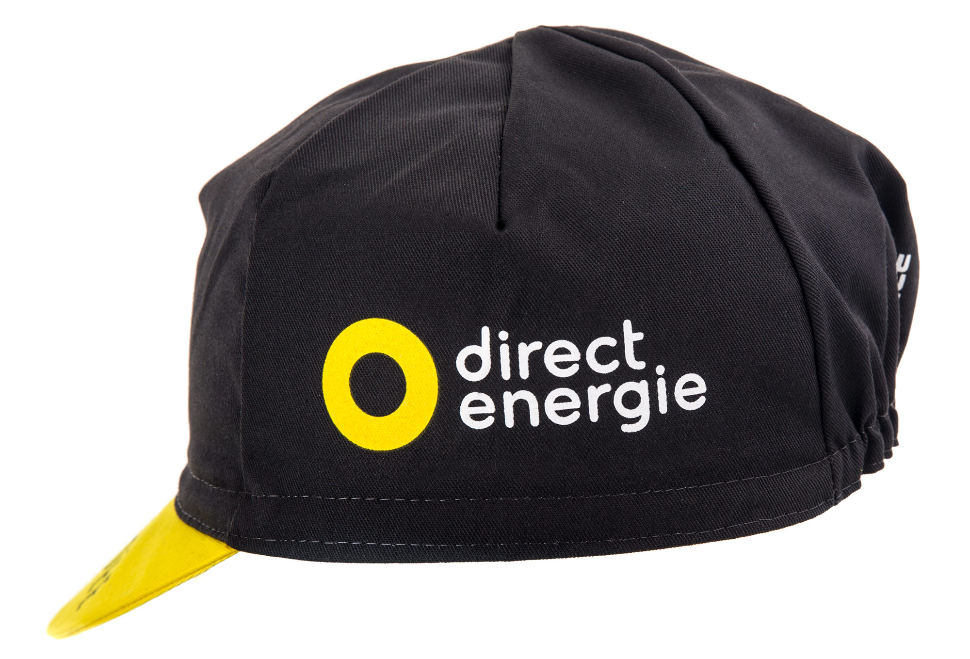 Cycling cap ale team direct energie 2017 black yellow - Direct energie simulation ...