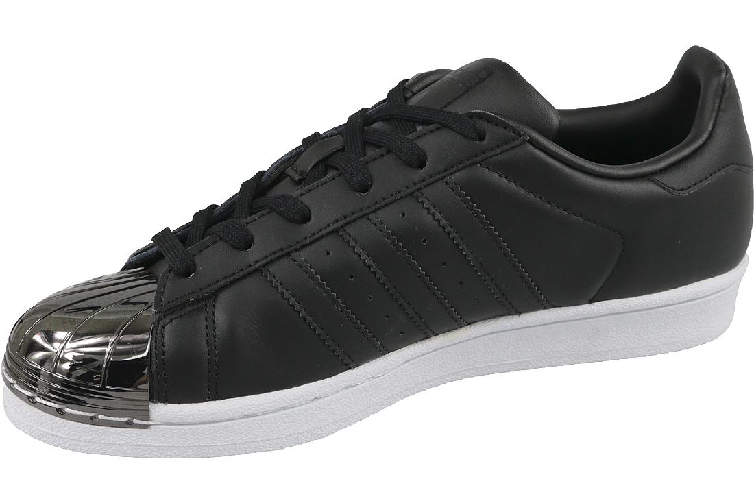 Adidas Superstar Metal Toe W BY2883 Noir