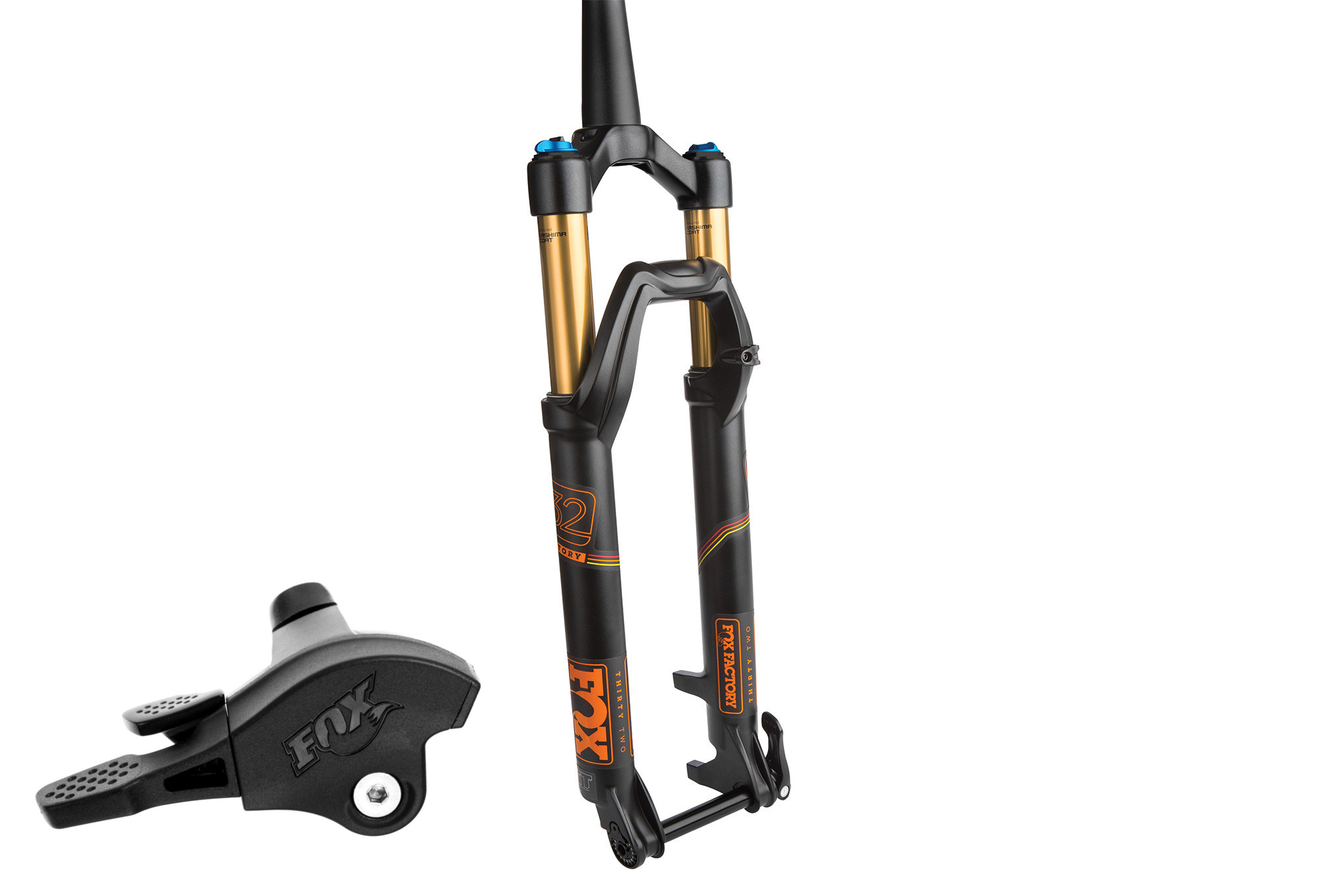 32 Remote Shox Factory Fork 15x100offset 29'' 51Black Float 2019 Fox Racing 2pos Fit4 L543AjR
