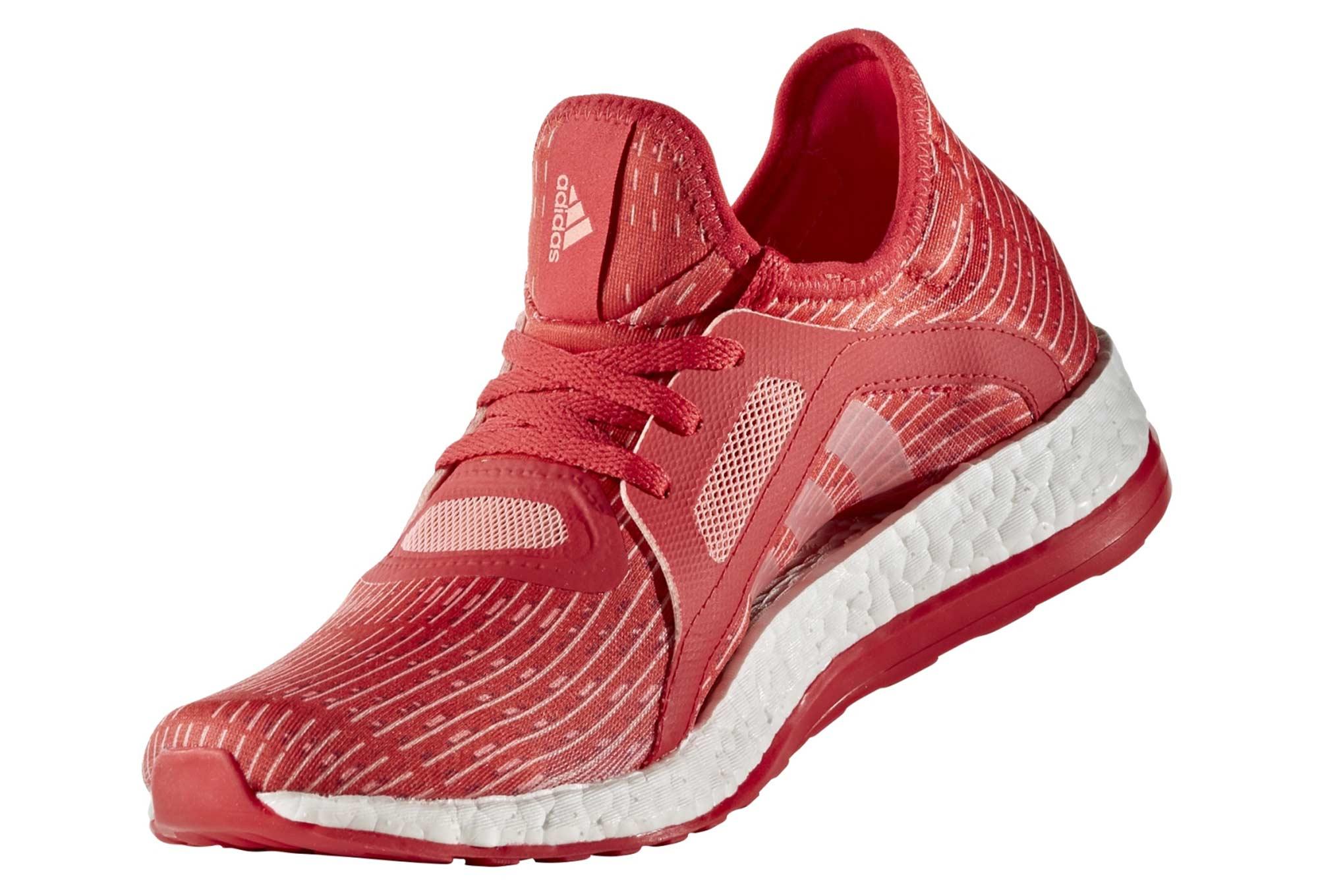 adidas running PURE BOOST X Pink Women  59d94935411c