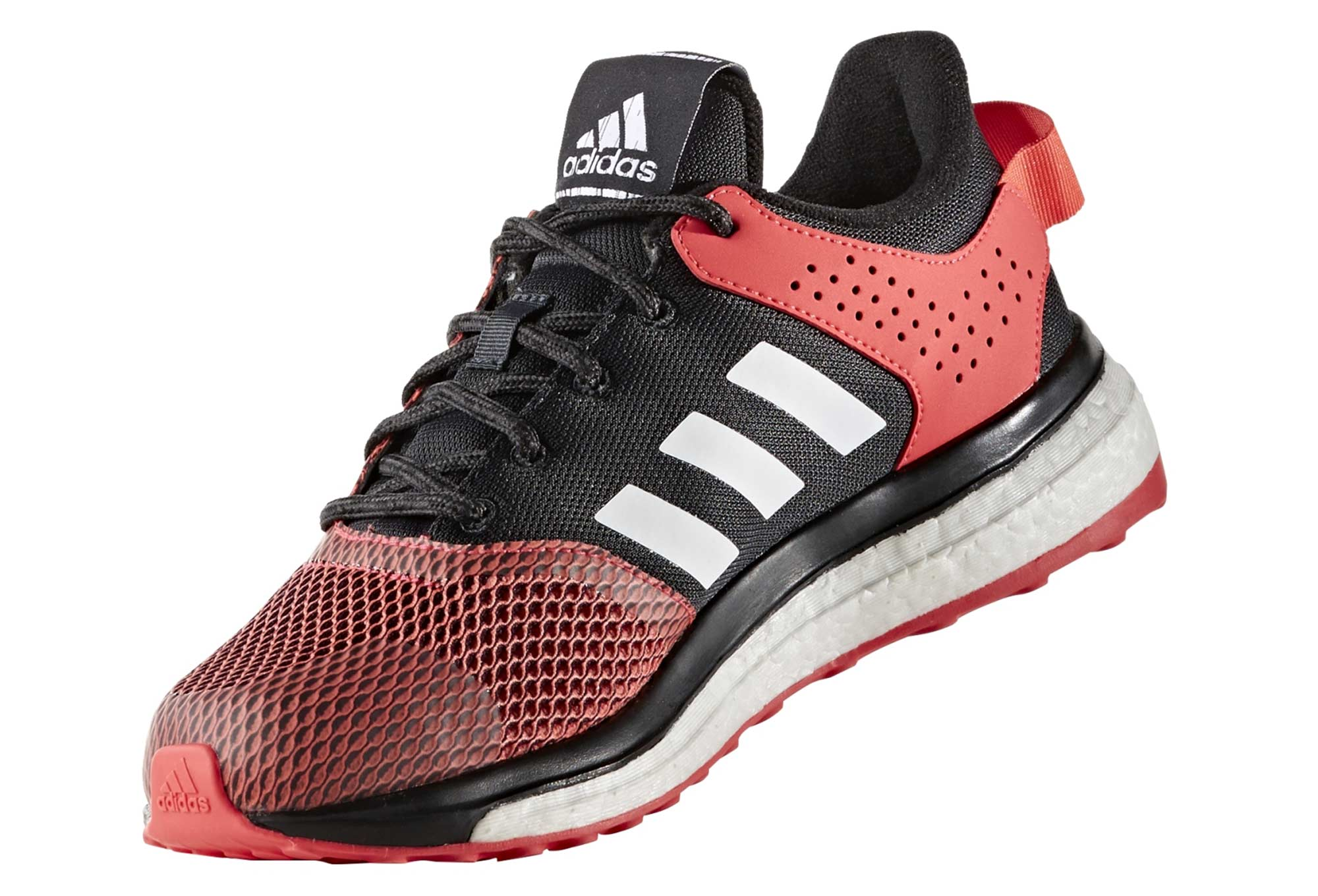 adidas running response 3 rouge noir femme. Black Bedroom Furniture Sets. Home Design Ideas