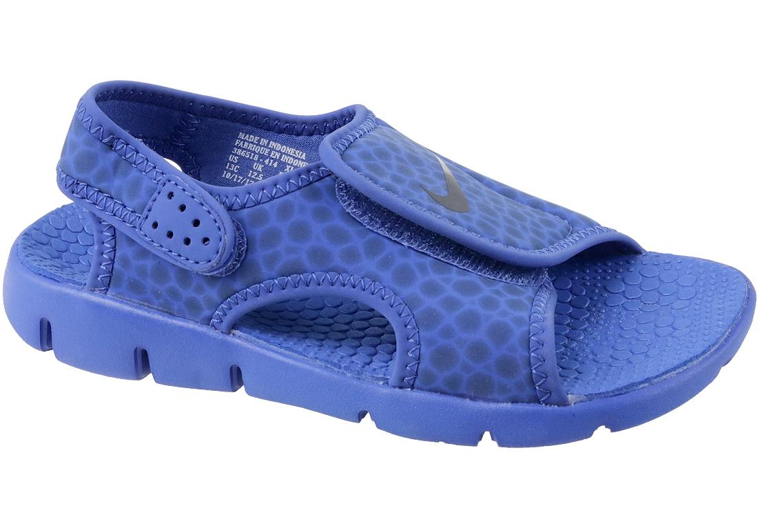 8107e630e Nike Sunray Adjust 4 TD 386519-414 Bleu
