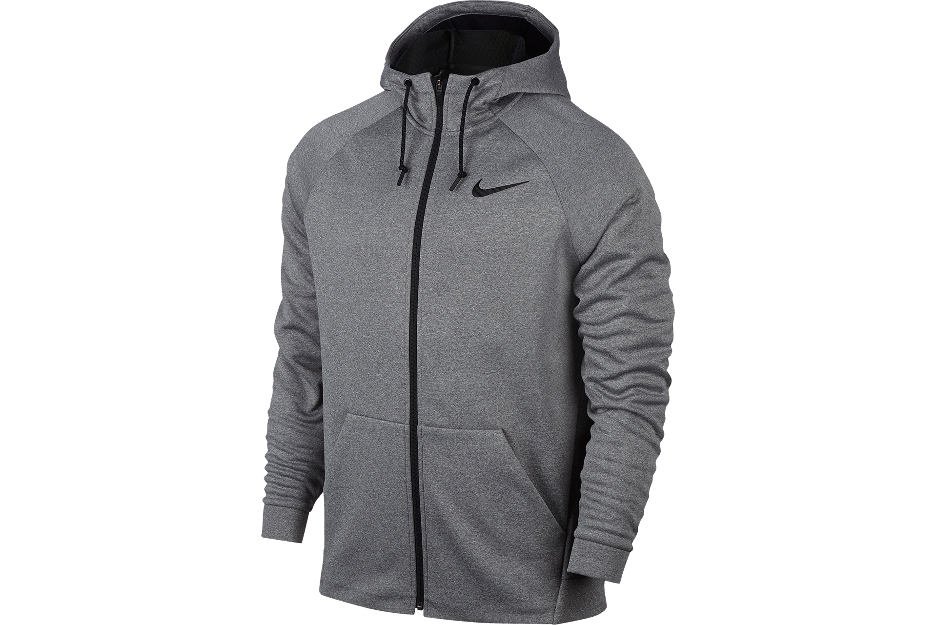 81bd1e4776e3 Nike Therma Sphere Training Jacket Grey