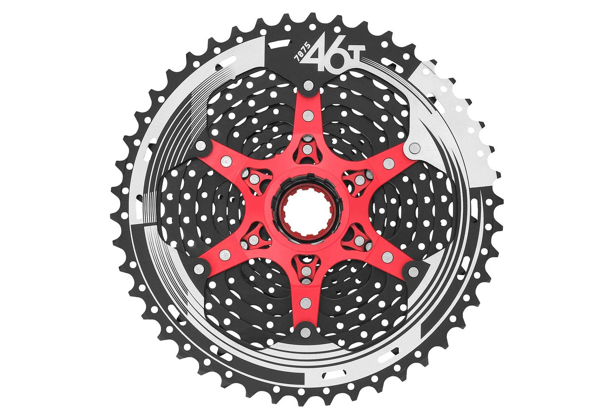 SHIMANO XT CS-M8000 11-40 T 11-42 T 11-46 T 11 Vitesse Cassette Silver Mountain Bike OE