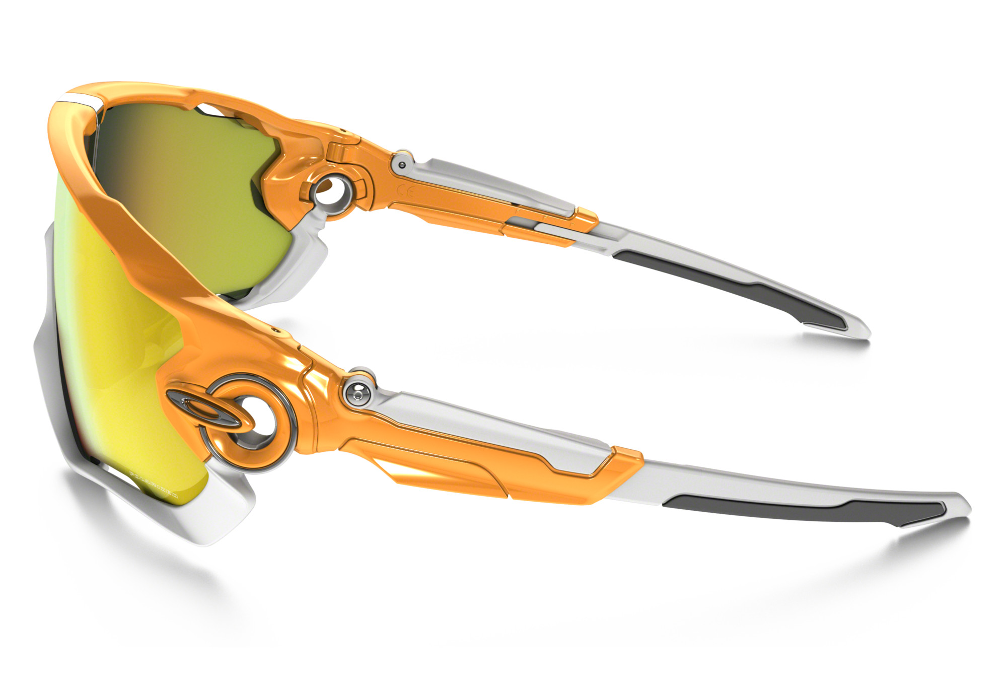 lunettes oakley jawbreaker orange jaune iridium polarized r f oo9290 09. Black Bedroom Furniture Sets. Home Design Ideas