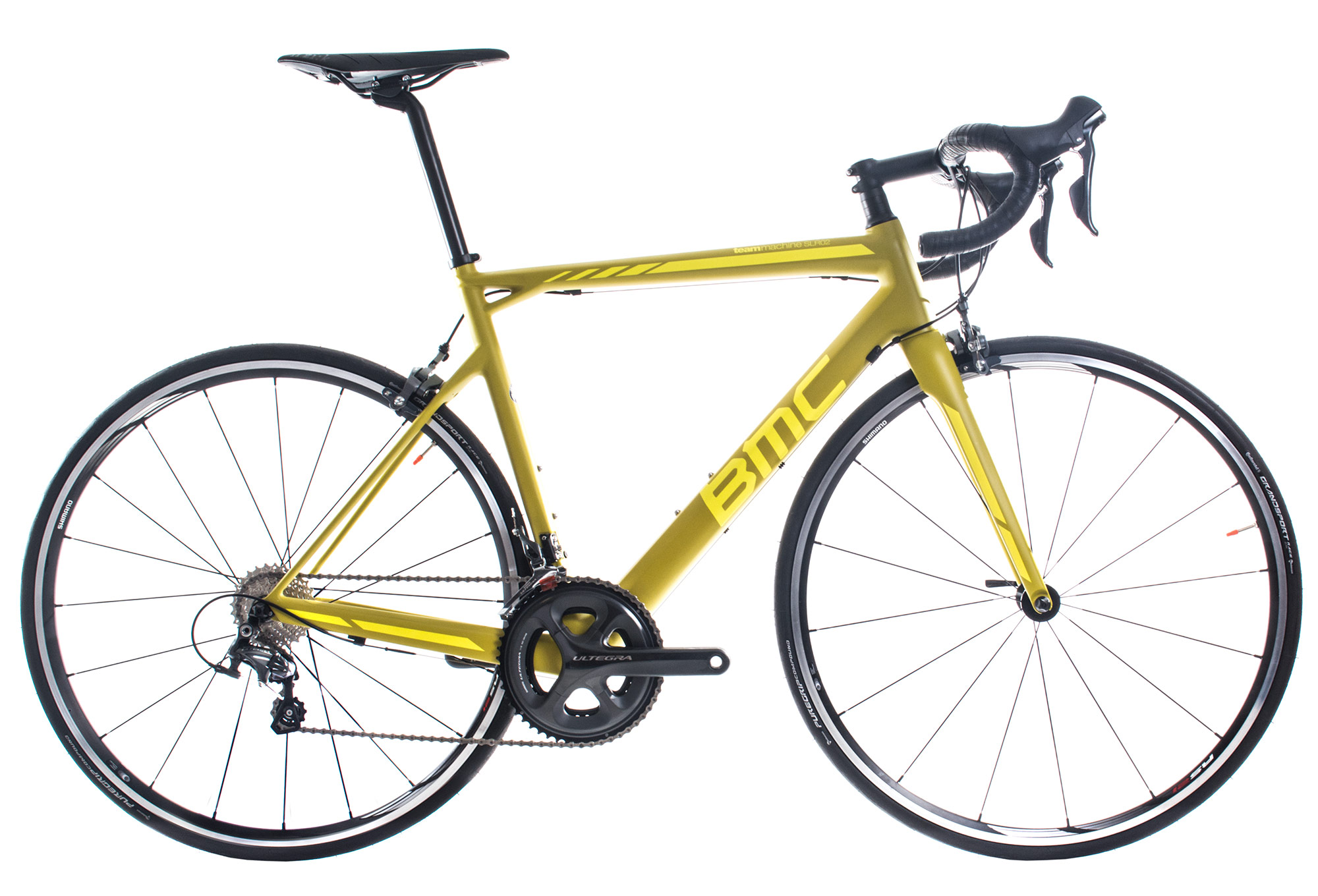 v lo de route bmc teammachine slr02 shimano ultegra 11v 2017 jaune. Black Bedroom Furniture Sets. Home Design Ideas