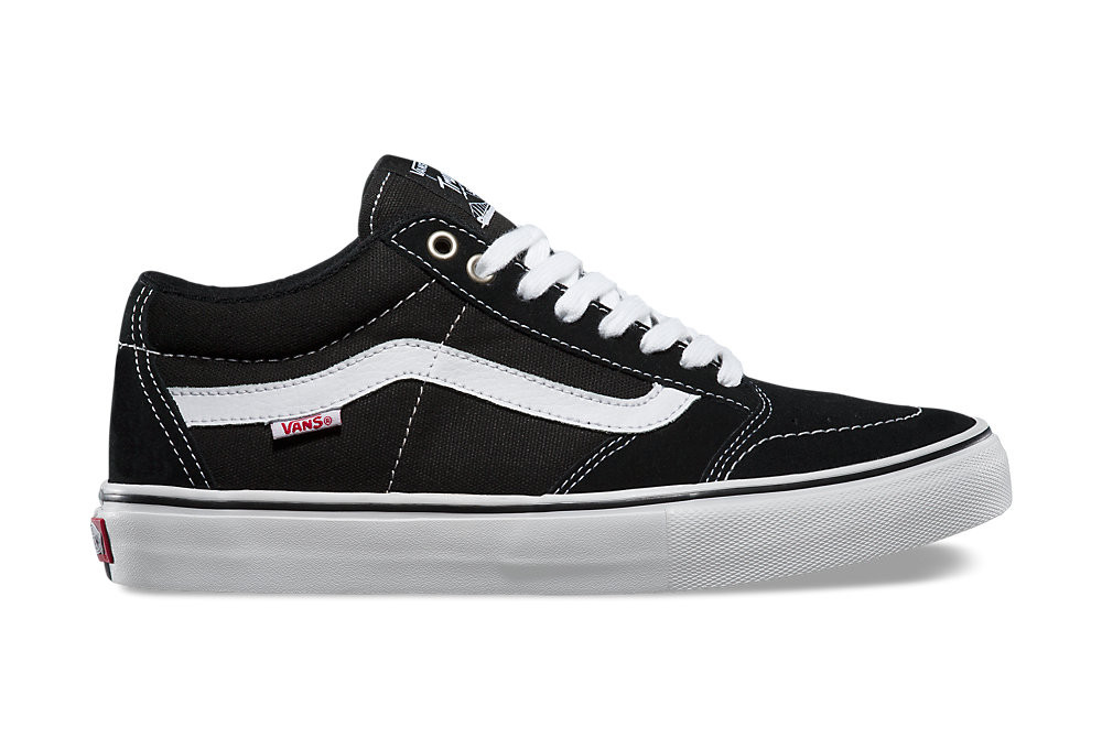 Vans Tnt All Black Casual Shoes