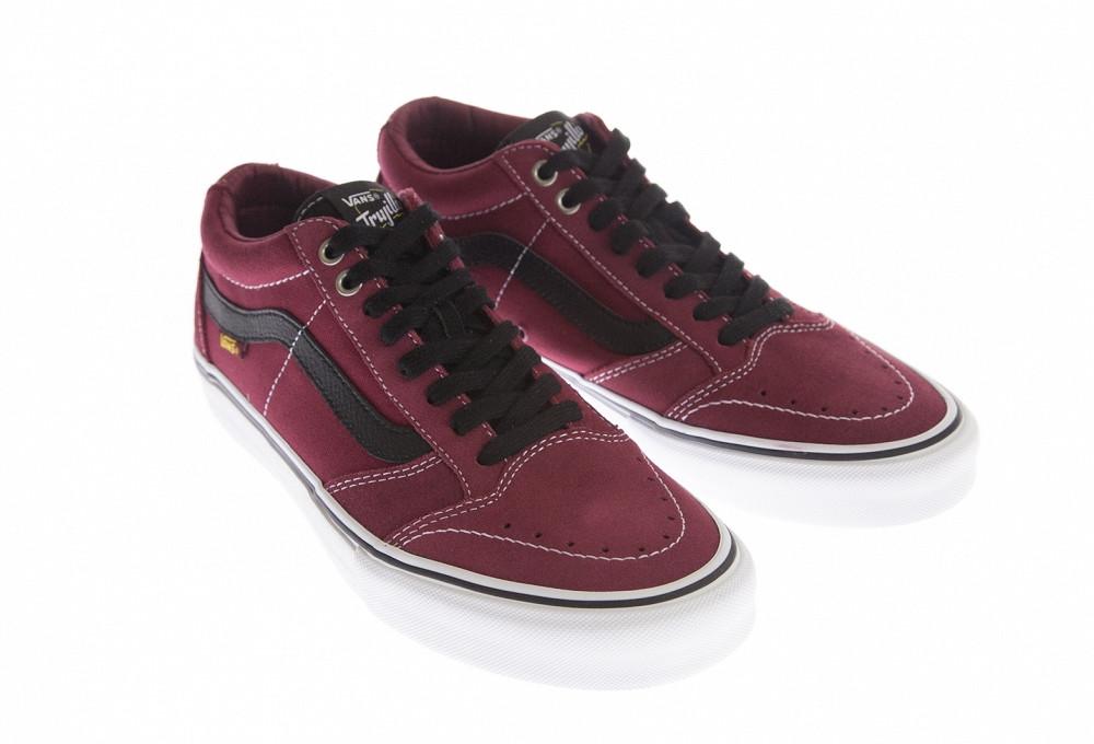 79ea7e1167 Vans TNT SG Shoes Tibenan Red