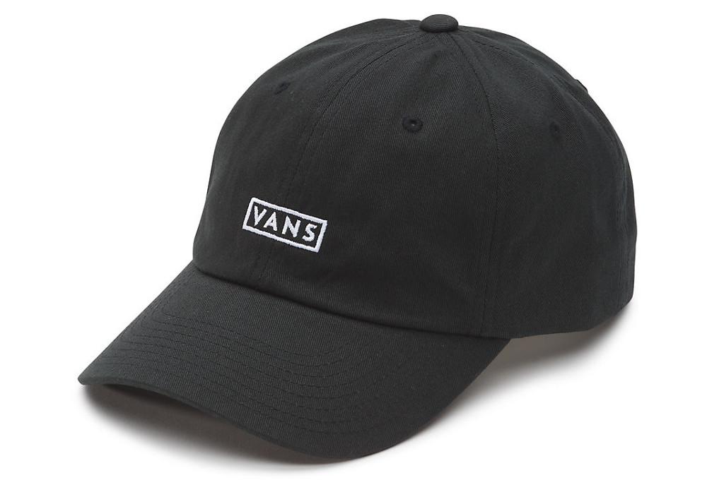 casquette vans noir