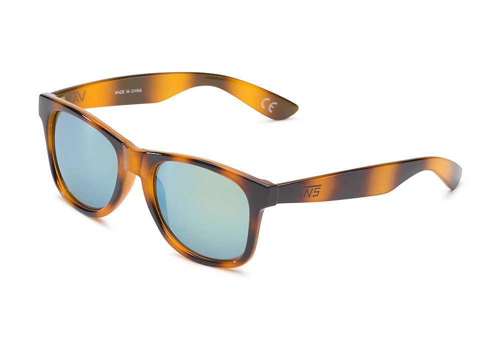 48e243b03f Vans Spicoli 4 Shade Sunglasses Brown Black