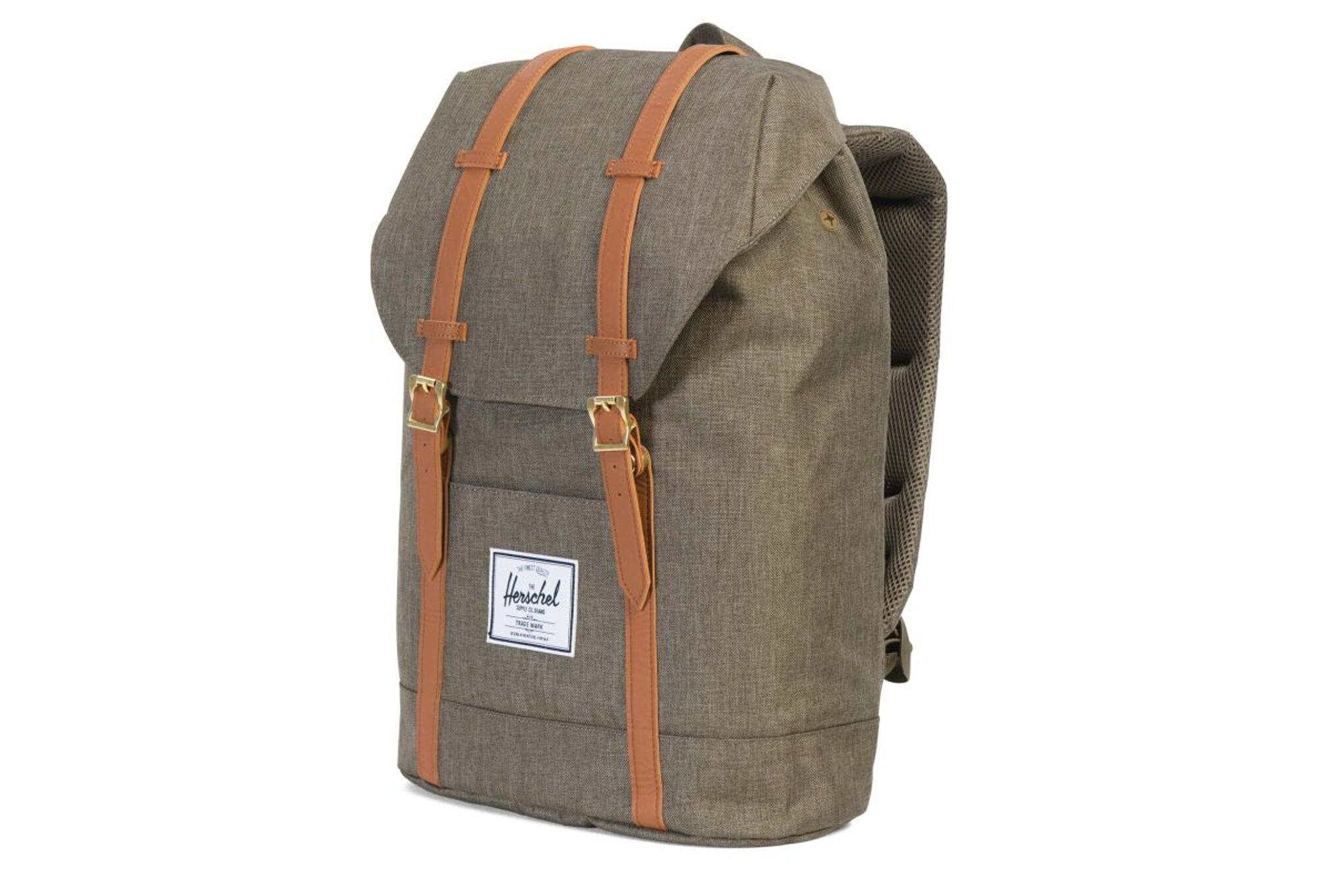 9f9b4516d1 HERSCHEL Retreat Backpack 19.5L Canteen Crosshatch