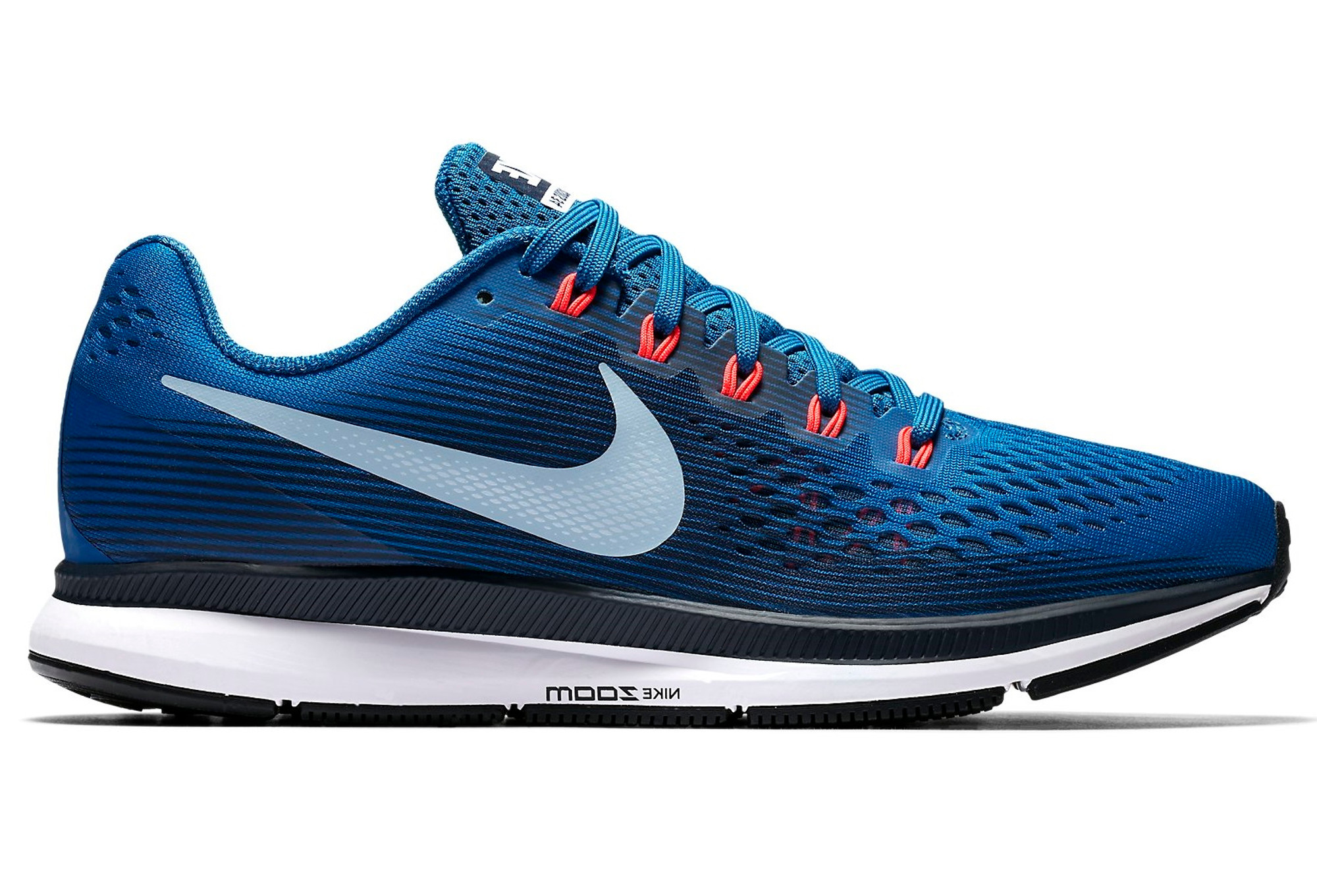 info for cb58e 1e390 Chaussures de Running Nike Air Zoom Pegasus 34 Bleu   Bleu