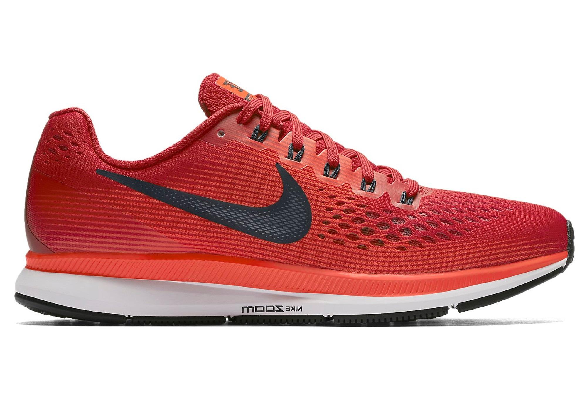 Homme Zoom Orange Nike 34 Air Rouge Pegasus mwNnO08v