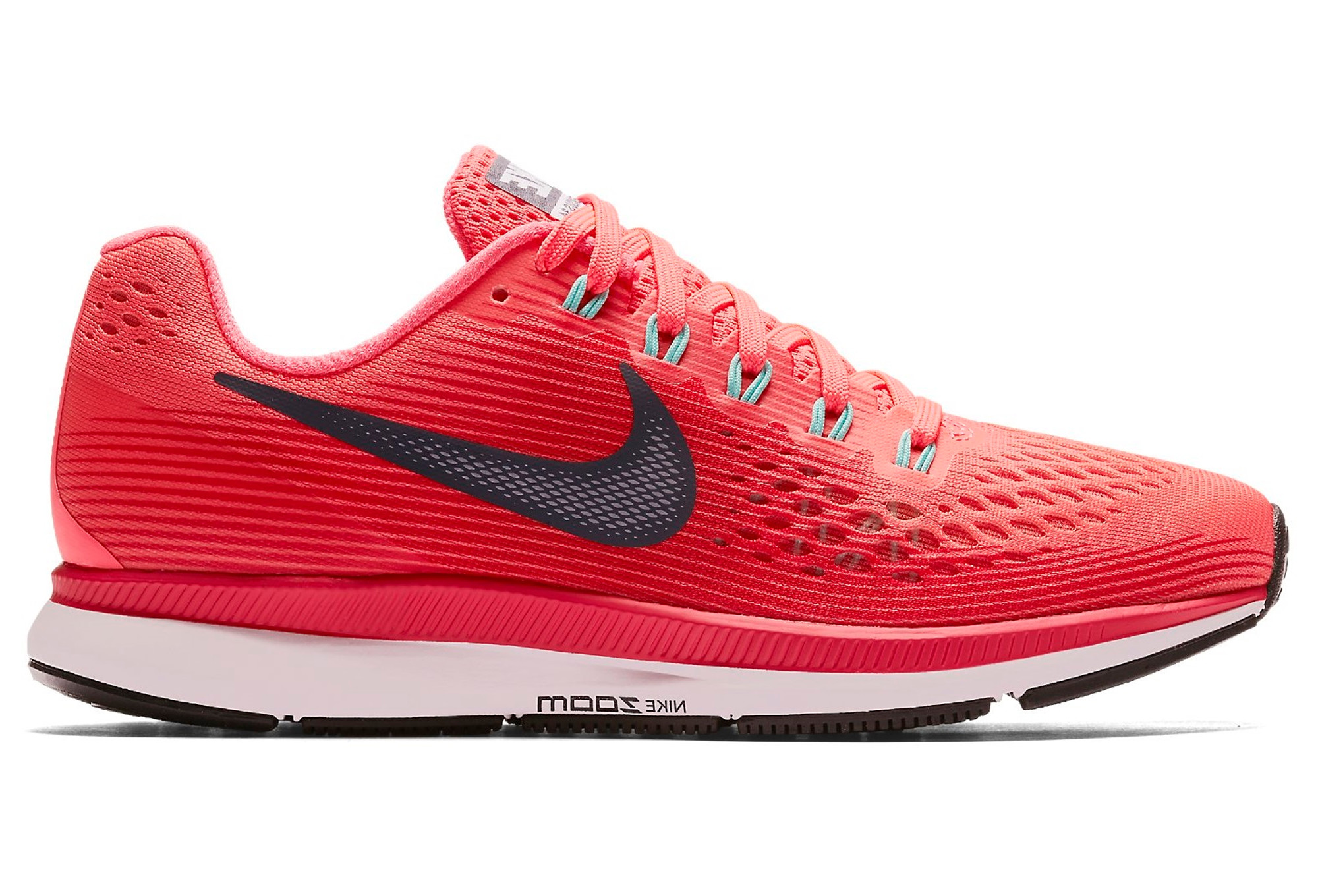 huge selection of ae21a 9a292 Chaussures de Running Femme Nike Air Zoom Pegasus 34 Rouge